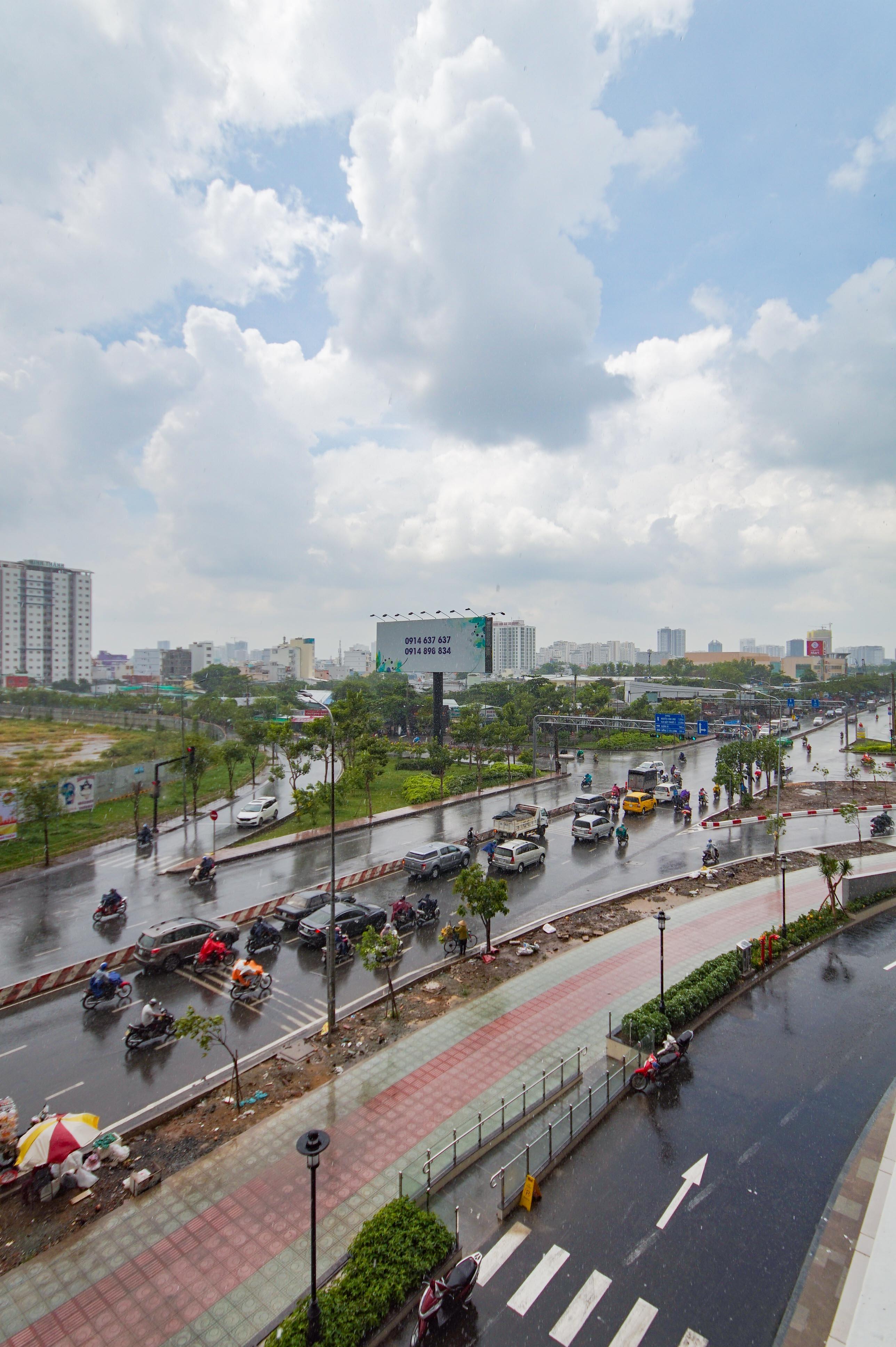 Cho Thuê Căn hộ 1 PN Sunrise City - Không Nội Thất & Sáng-1