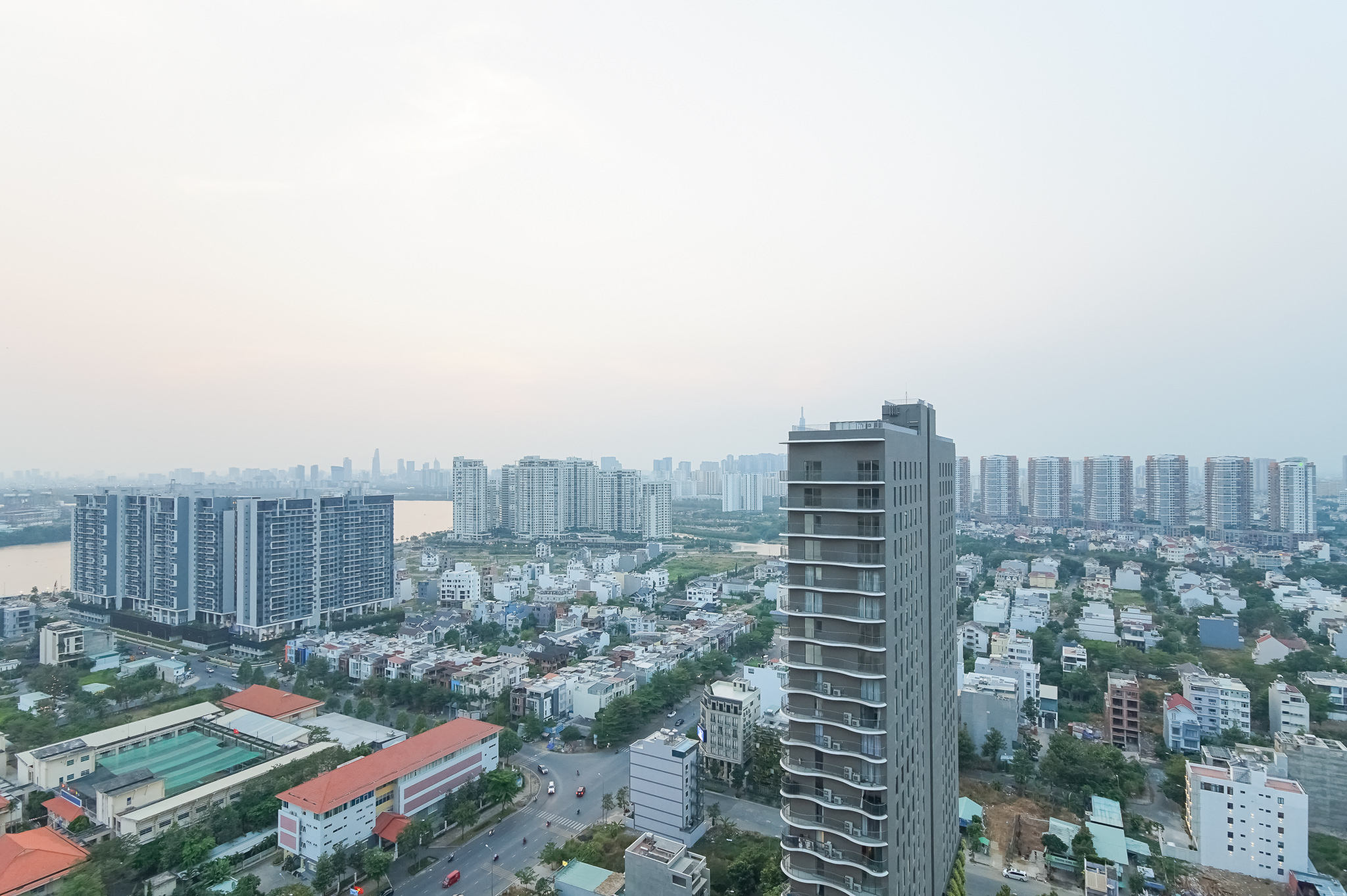 Cho Thuê Căn hộ 3 PN Feliz En Vista - Tầng Cao View Thoáng -17