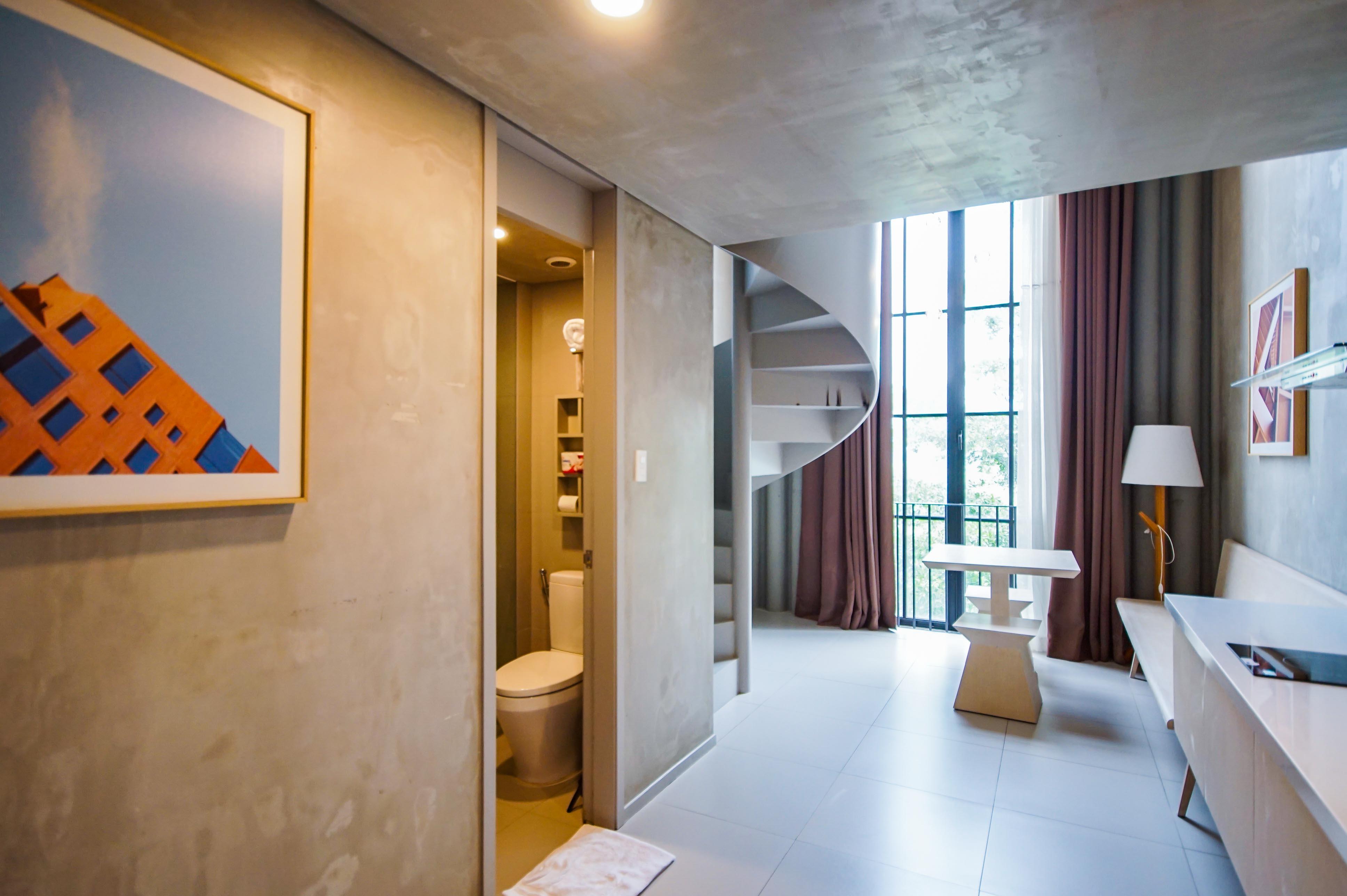 Cho Thuê Căn Hộ Dịch Vụ Duplex 1 PN - Đầy Đủ Nội Thất & Ấm Cúng -0