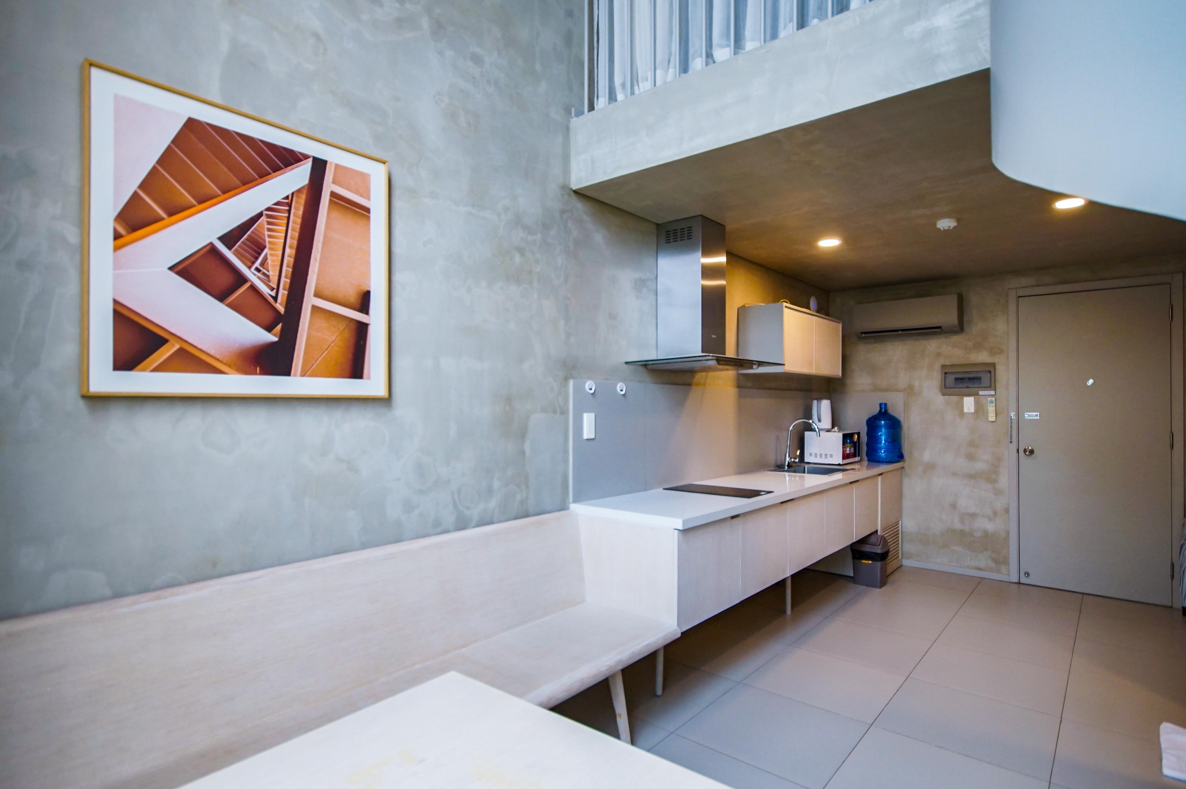 Cho Thuê Căn Hộ Dịch Vụ Duplex 1 PN - Đầy Đủ Nội Thất & Ấm Cúng -2