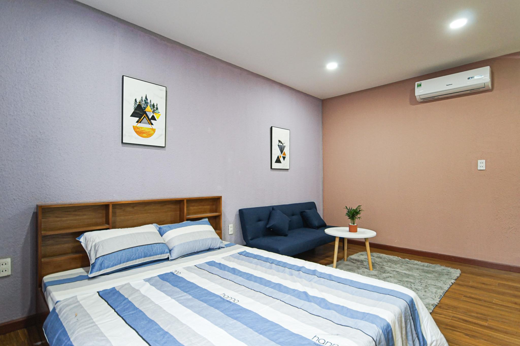 Cho Thuê Duplex 1 PN Nam Thong Serviced Apartment - Đầy Đủ Nội Thất & Ấm Cúng-3