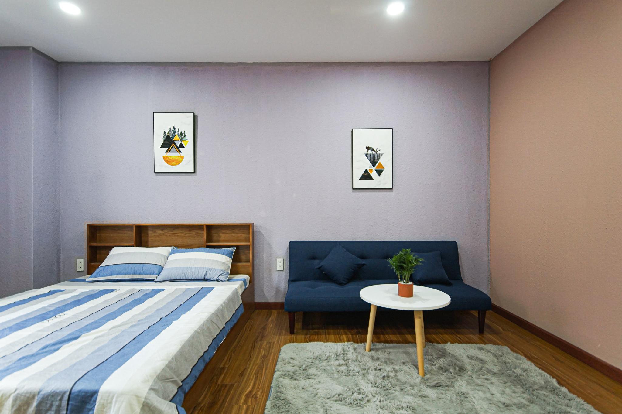 Cho Thuê Duplex 1 PN Nam Thong Serviced Apartment - Đầy Đủ Nội Thất & Ấm Cúng-2