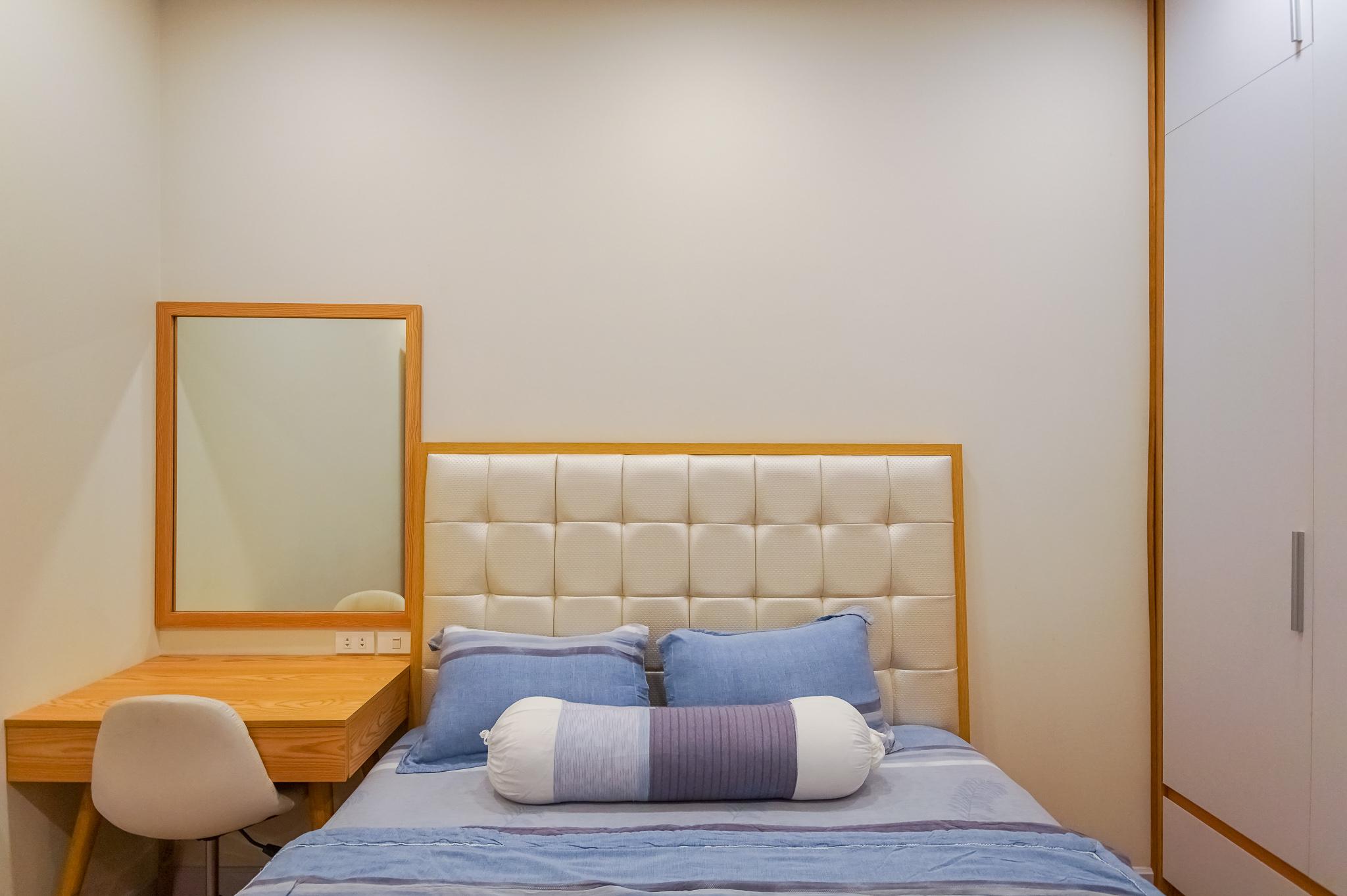 Cho Thuê Căn Hộ Dịch Vụ 1 Phòng Ngủ Đầy Đủ Nội Thất & Tươi Sáng-16