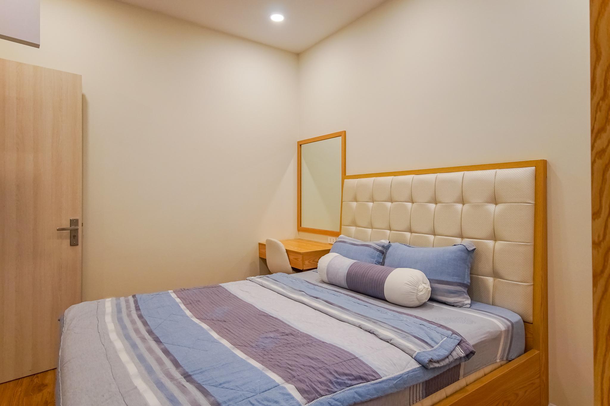 Cho Thuê Căn Hộ Dịch Vụ 1 Phòng Ngủ Đầy Đủ Nội Thất & Tươi Sáng-18