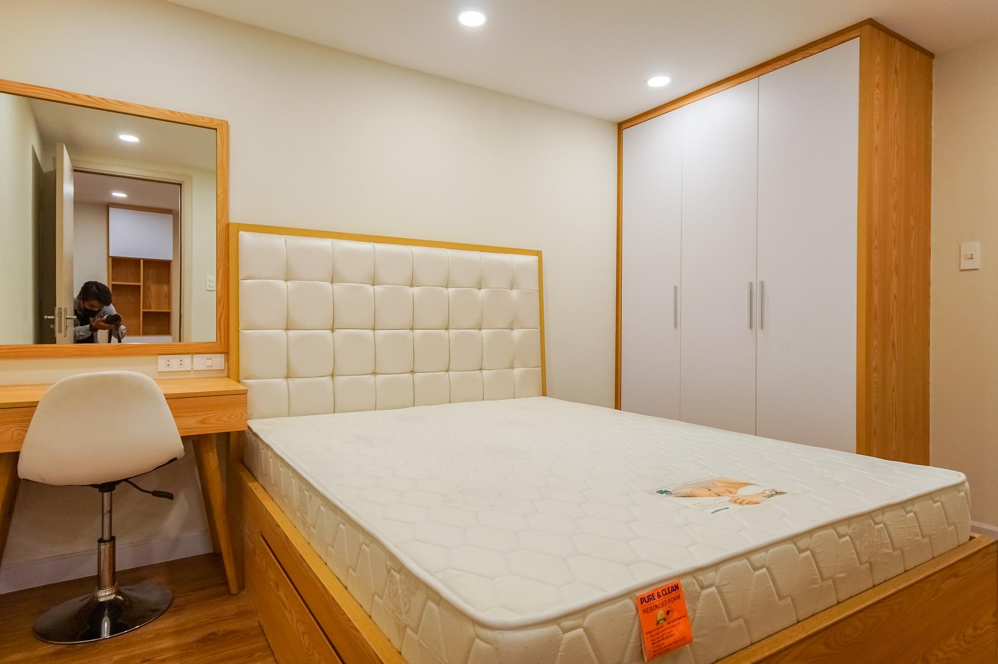 Cho Thuê Căn Hộ Dịch Vụ 1 Phòng Ngủ Đầy Đủ Nội Thất & Tươi Sáng-9