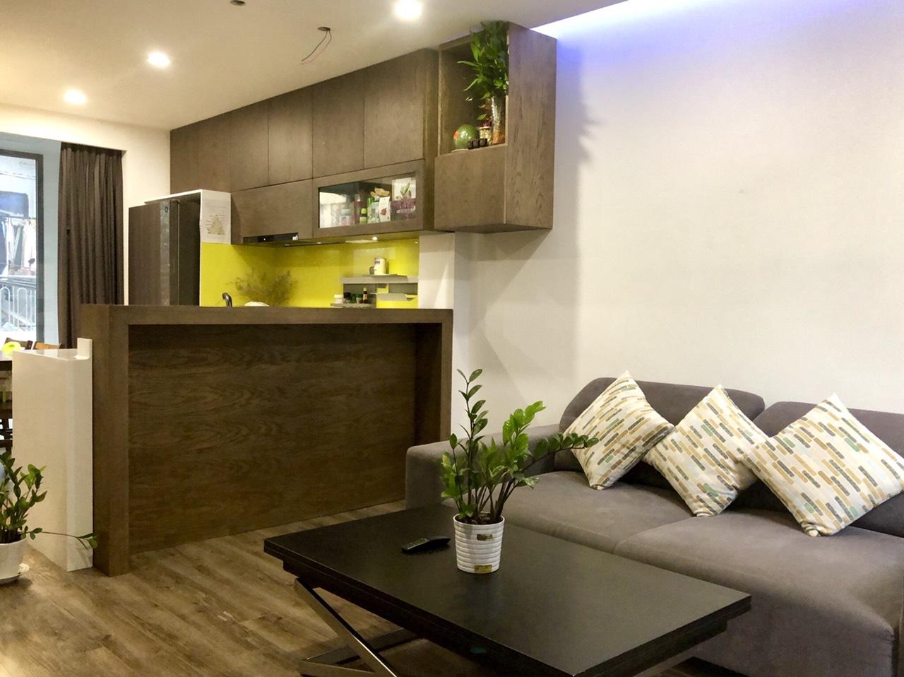 Cho Thuê 1 PN Nguyen Thi Minh Khai D1 Serviced Apartment - Đầy Đủ Nội Thất & Ấm Cúng -3