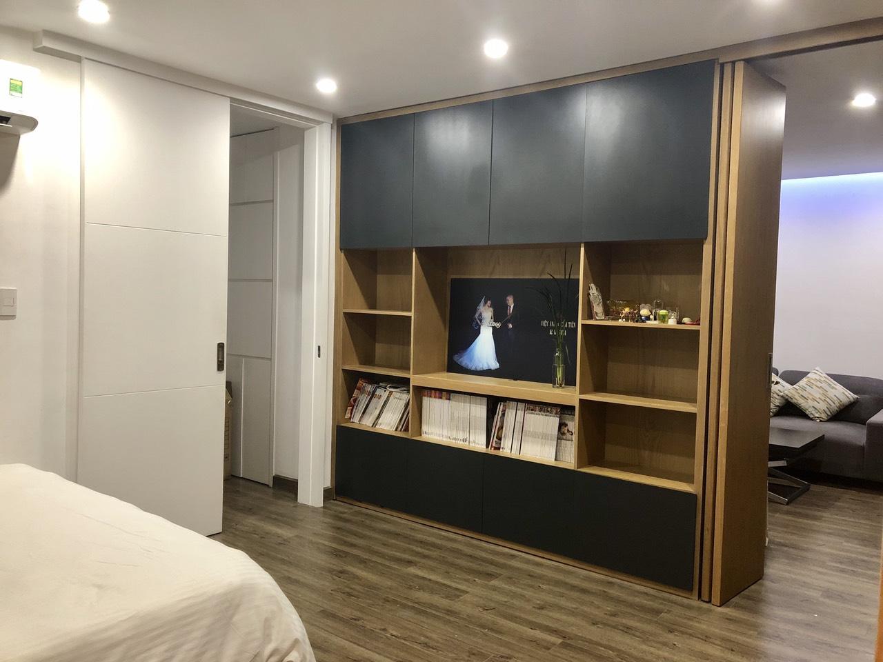Cho Thuê 1 PN Nguyen Thi Minh Khai D1 Serviced Apartment - Đầy Đủ Nội Thất & Ấm Cúng -6