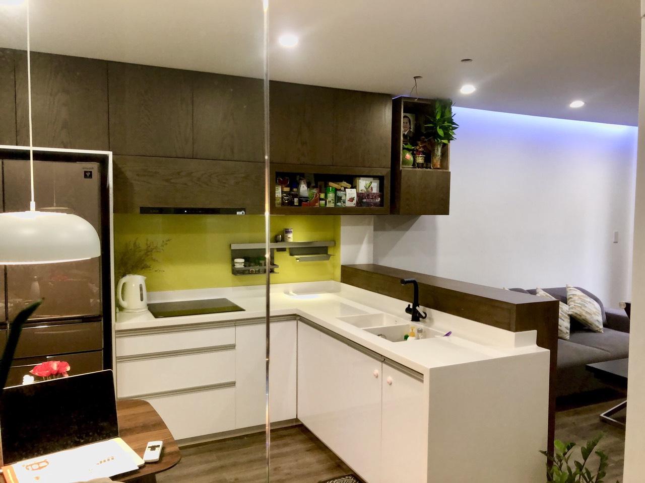 Cho Thuê 1 PN Nguyen Thi Minh Khai D1 Serviced Apartment - Đầy Đủ Nội Thất & Ấm Cúng -9