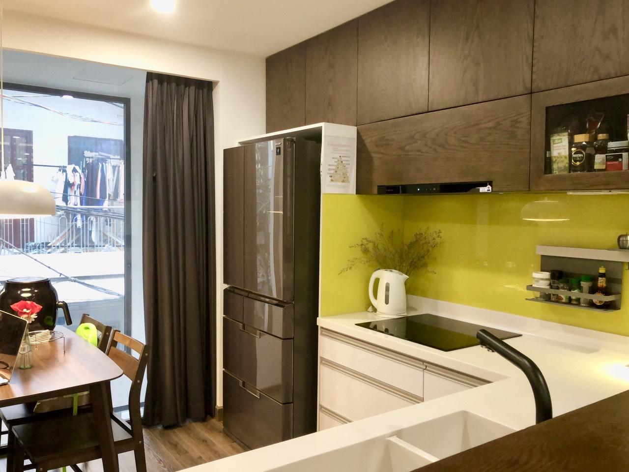 Cho Thuê 1 PN Nguyen Thi Minh Khai D1 Serviced Apartment - Đầy Đủ Nội Thất & Ấm Cúng -11