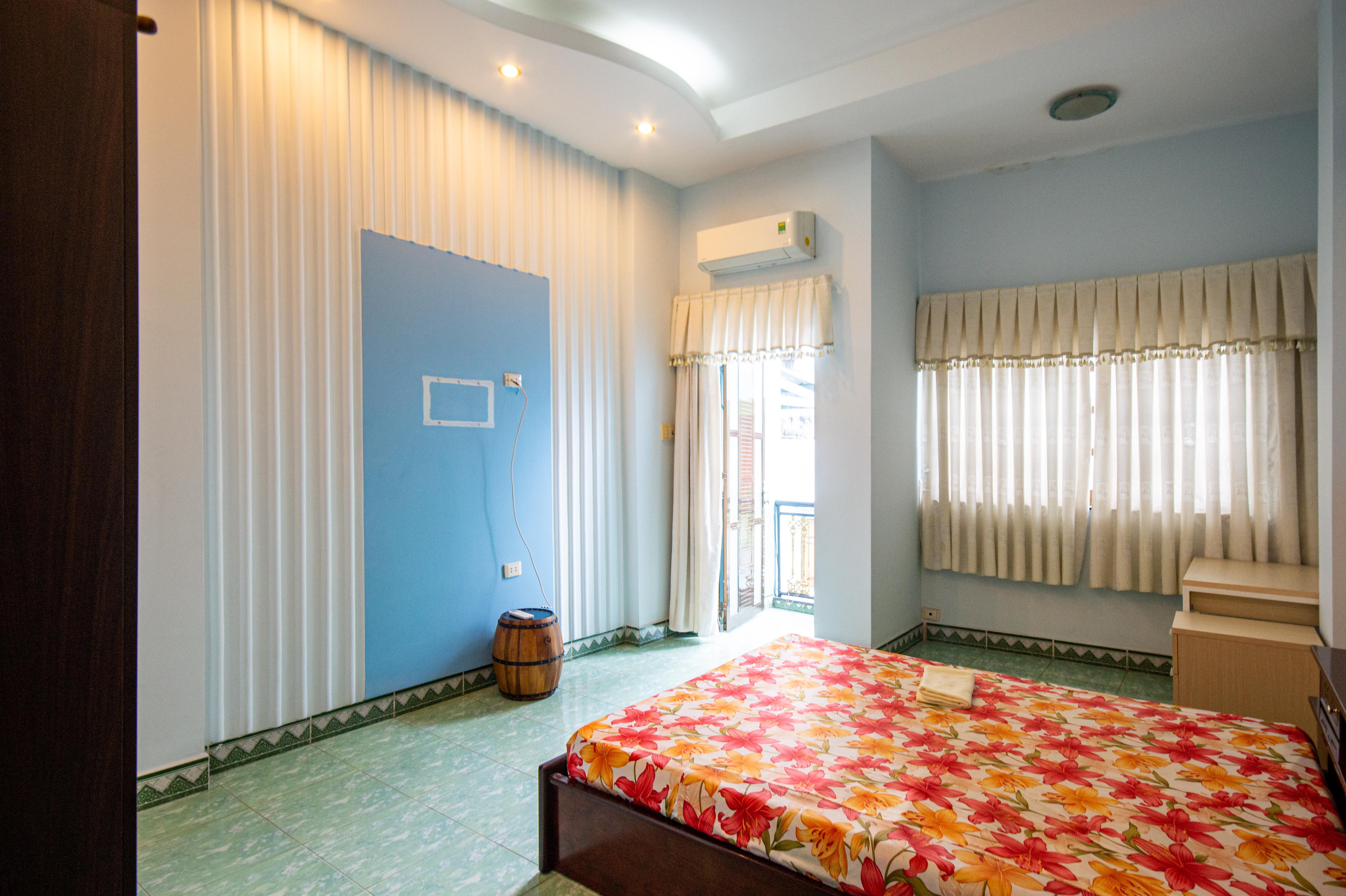Cho Thuê Căn hộ 1 PN Nguyen Dinh Chieu D3 Apartment - Có Bồn Tắm -1
