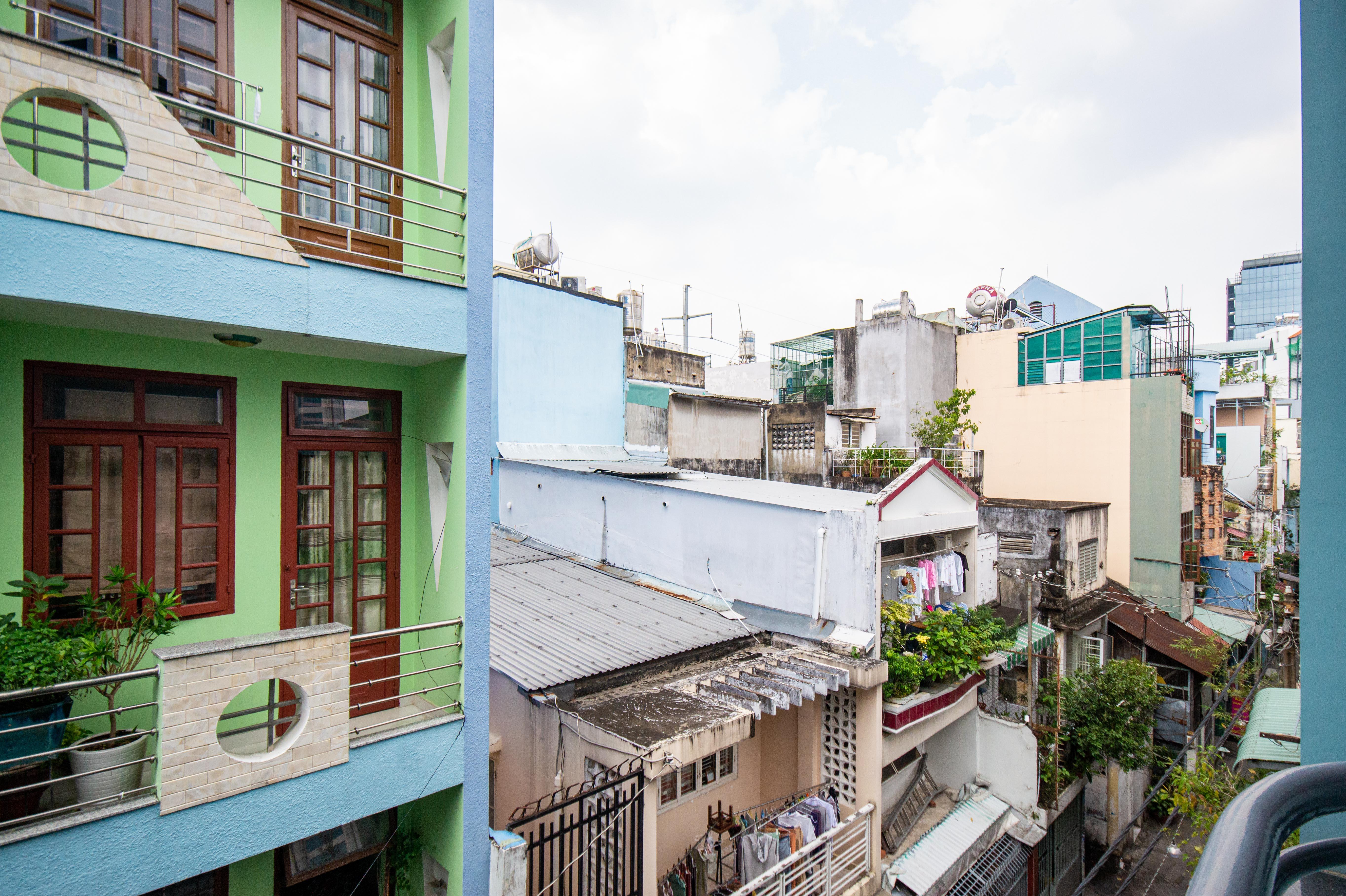 Cho Thuê Căn hộ 1 PN Nguyen Dinh Chieu D3 Apartment - Có Bồn Tắm -9