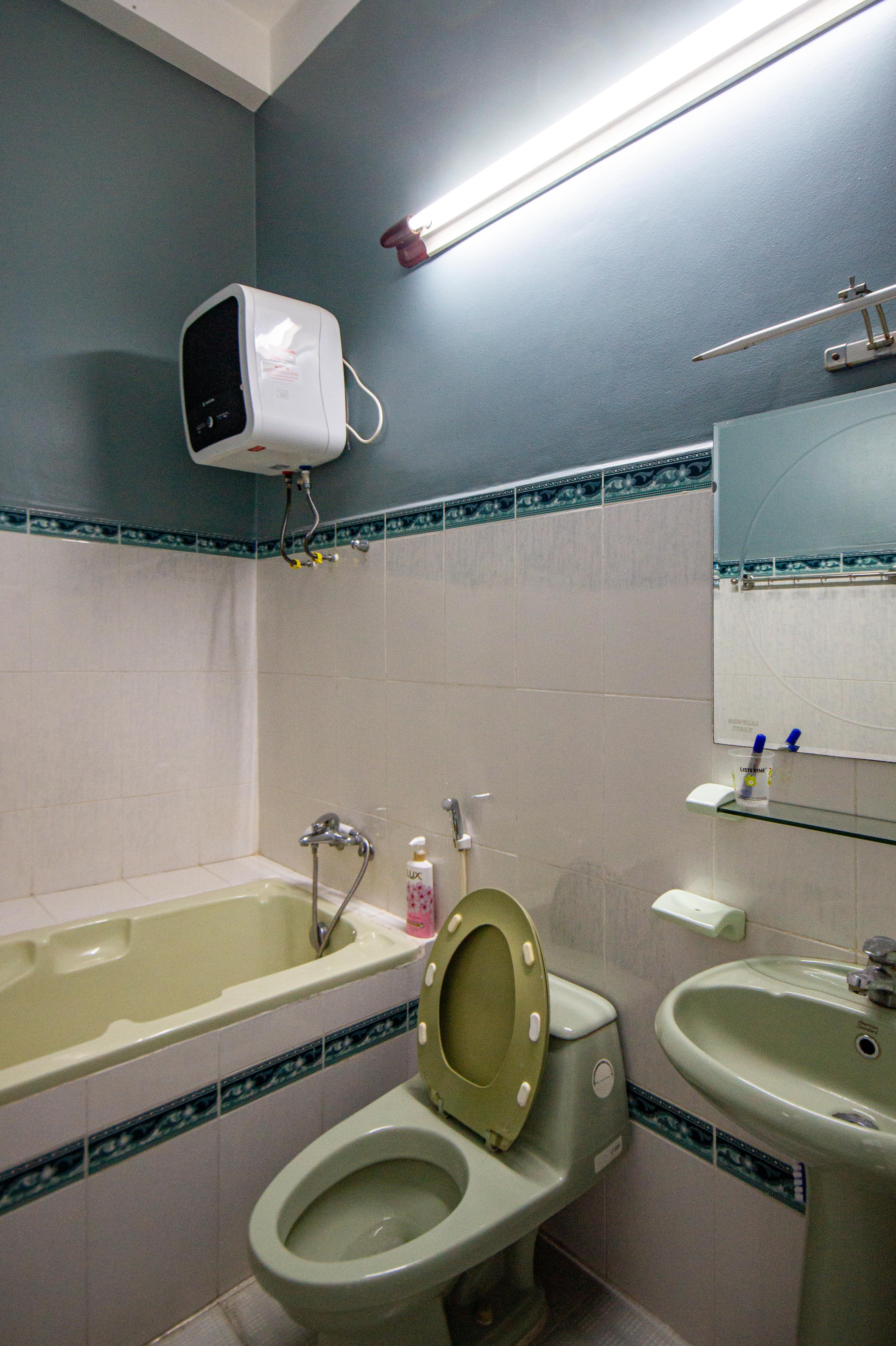 Cho Thuê Căn hộ 1 PN Nguyen Dinh Chieu D3 Apartment - Có Bồn Tắm -2