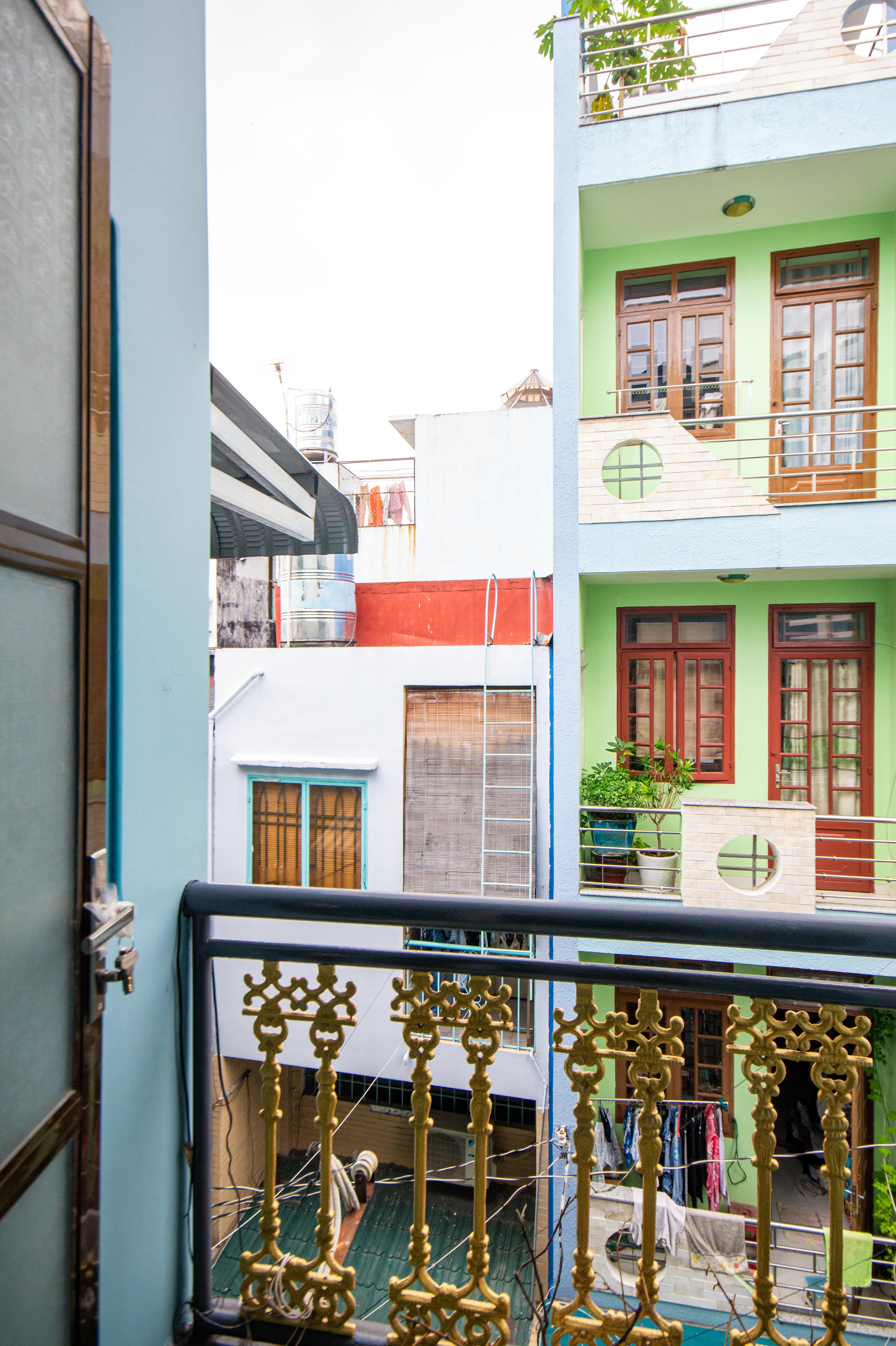 Cho Thuê Căn hộ 1 PN Nguyen Dinh Chieu D3 Apartment - Có Bồn Tắm -7