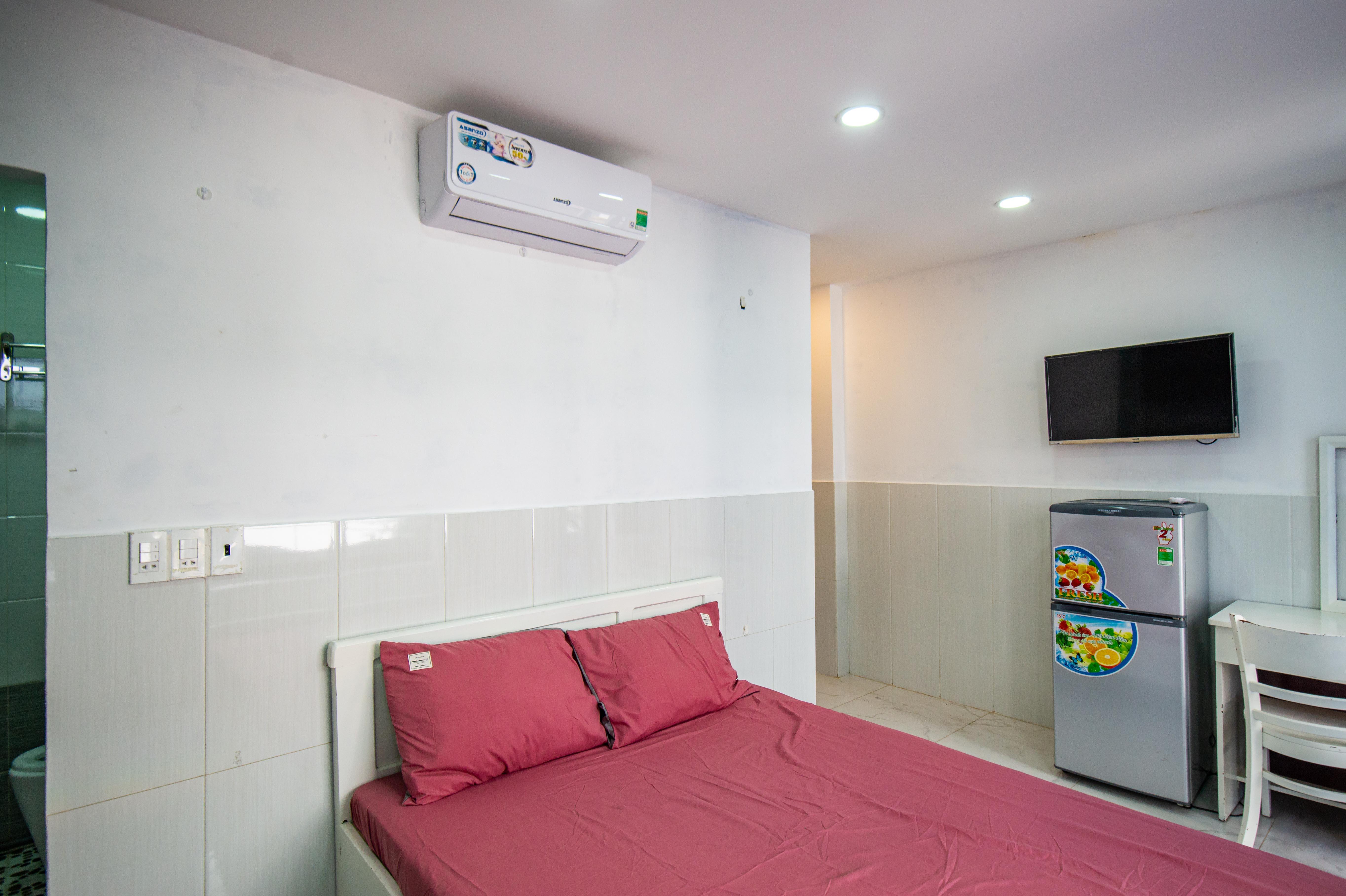 Cho Thuê Căn hộ 1 PN Trần Văn Đang Apartment - Ban Công Rộng Rãi -4