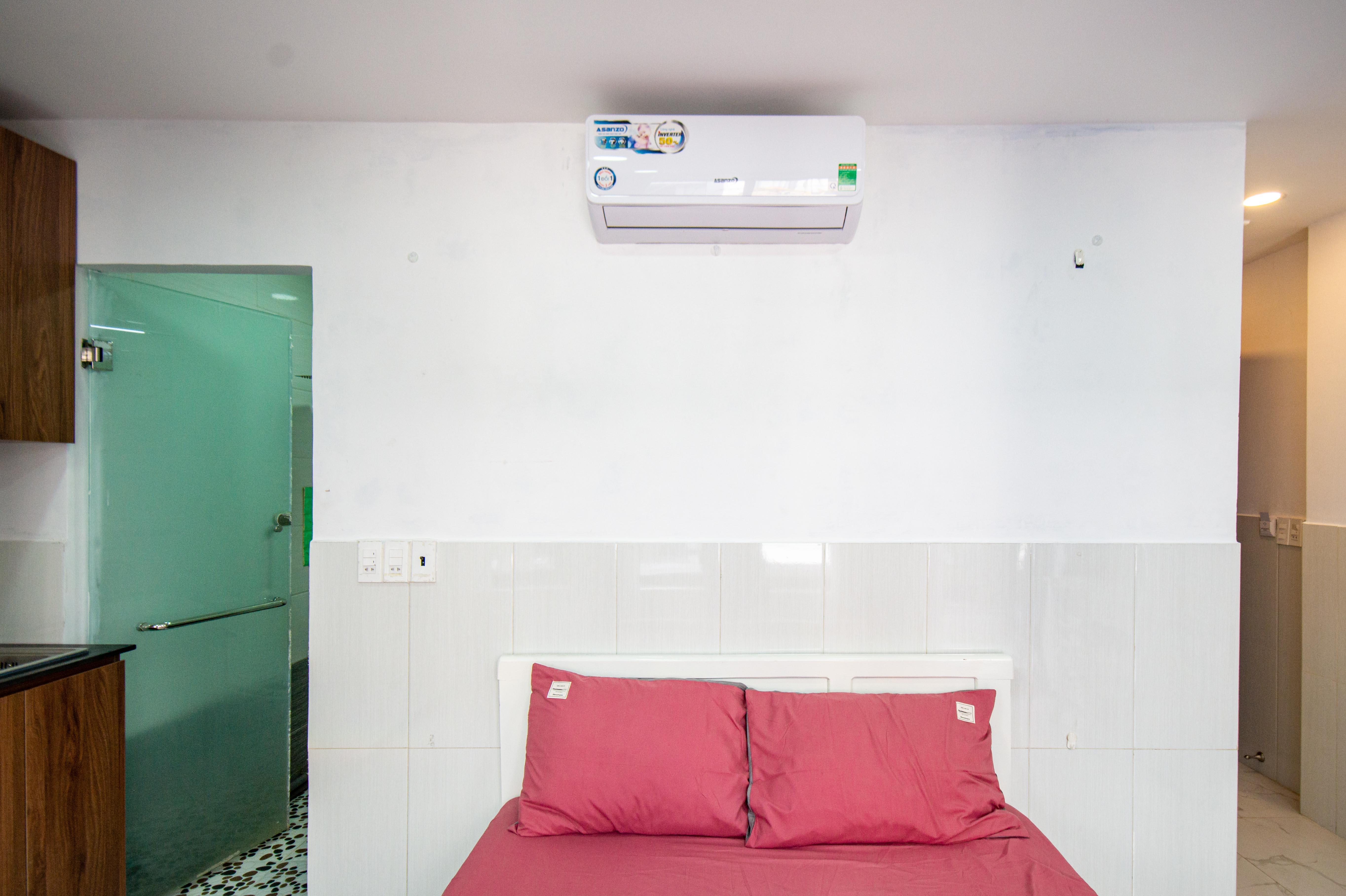 Cho Thuê Căn hộ 1 PN Trần Văn Đang Apartment - Ban Công Rộng Rãi -1