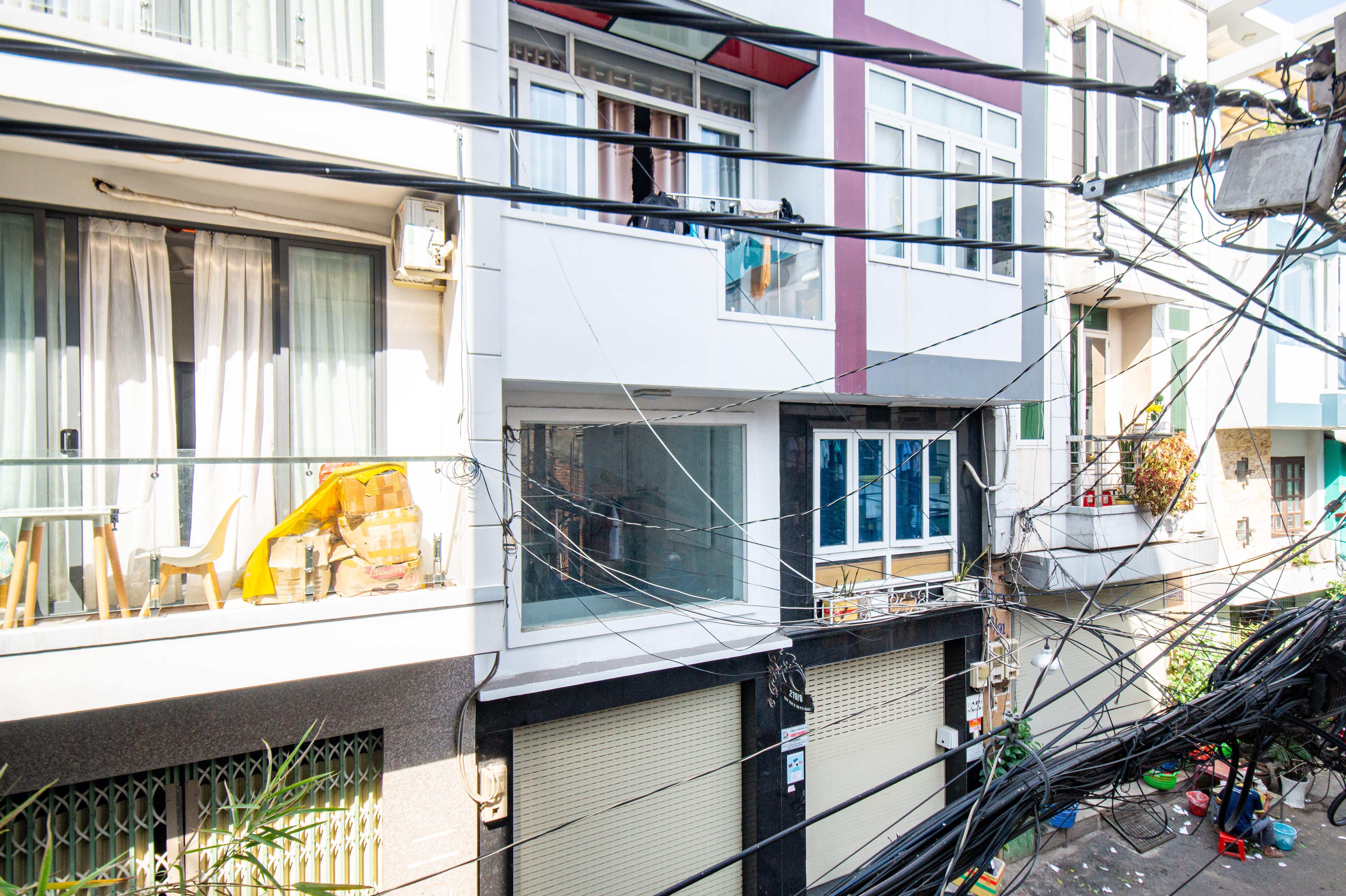 Cho Thuê Căn hộ 1 PN Trần Văn Đang Apartment - Ban Công Rộng Rãi -8