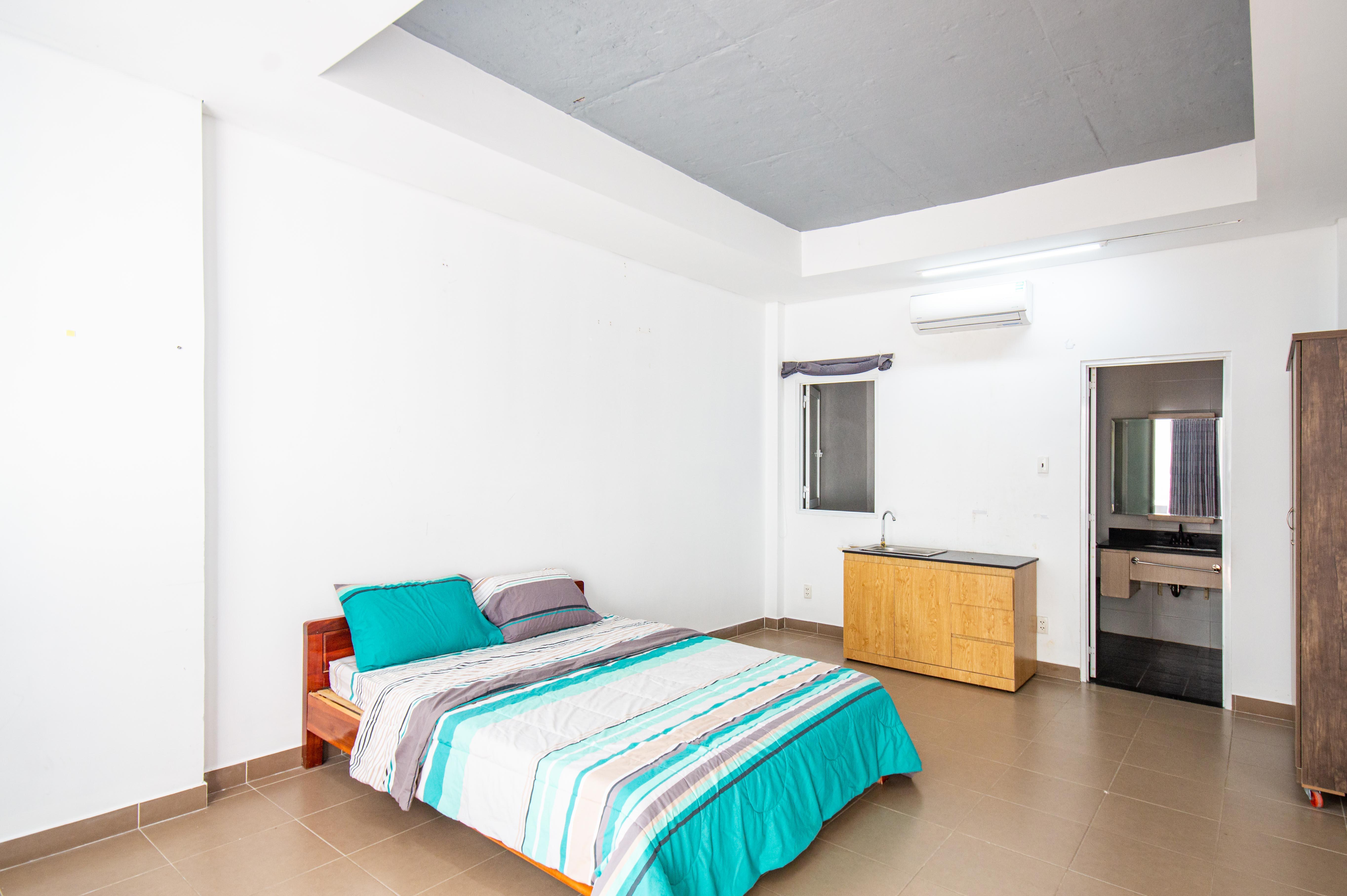 Cho Thuê Căn hộ 1 PN Lê Văn Sỹ Apartment - Có Bồn Tắm -0