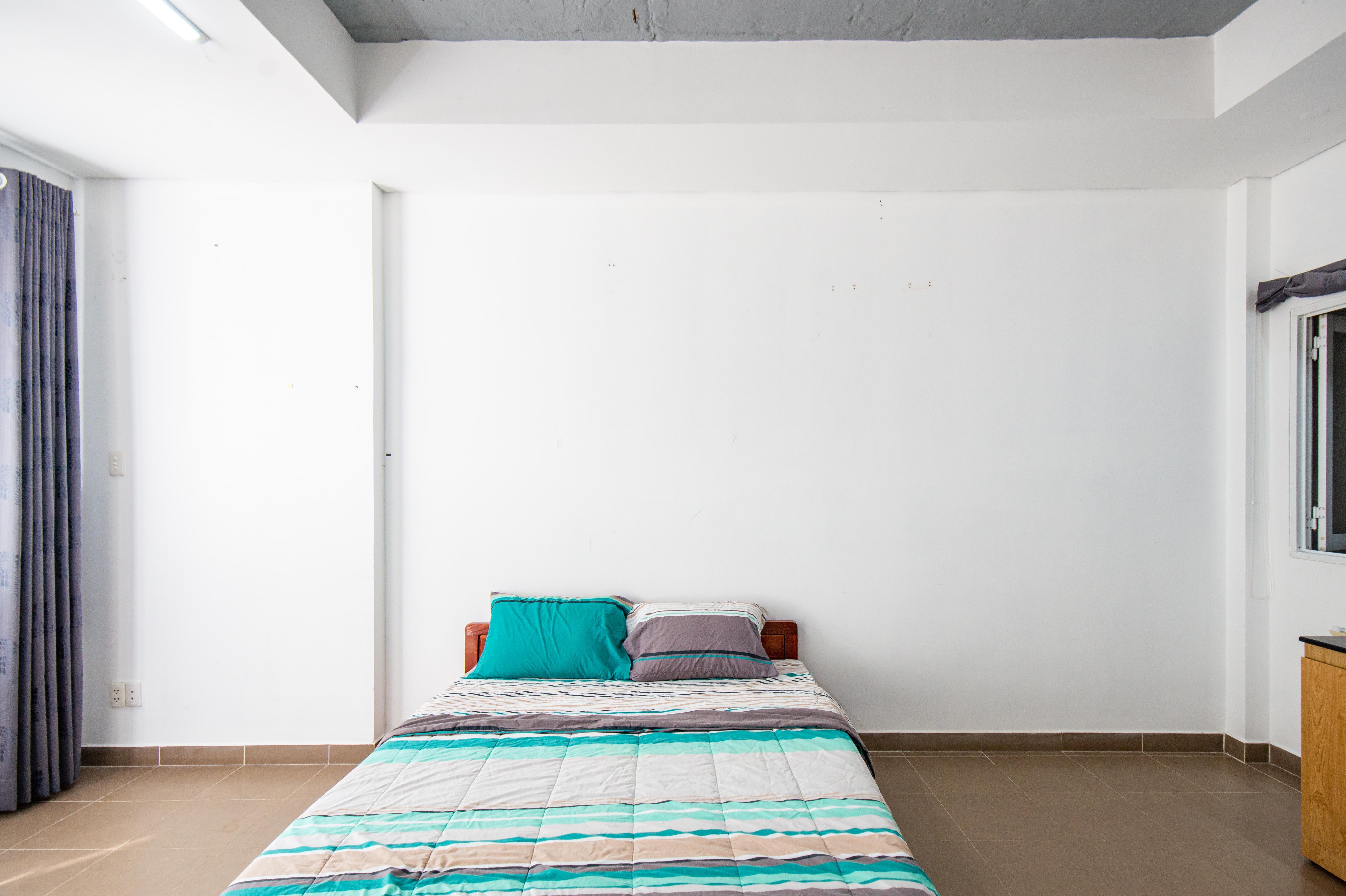 Cho Thuê Căn hộ 1 PN Lê Văn Sỹ Apartment - Có Bồn Tắm -5