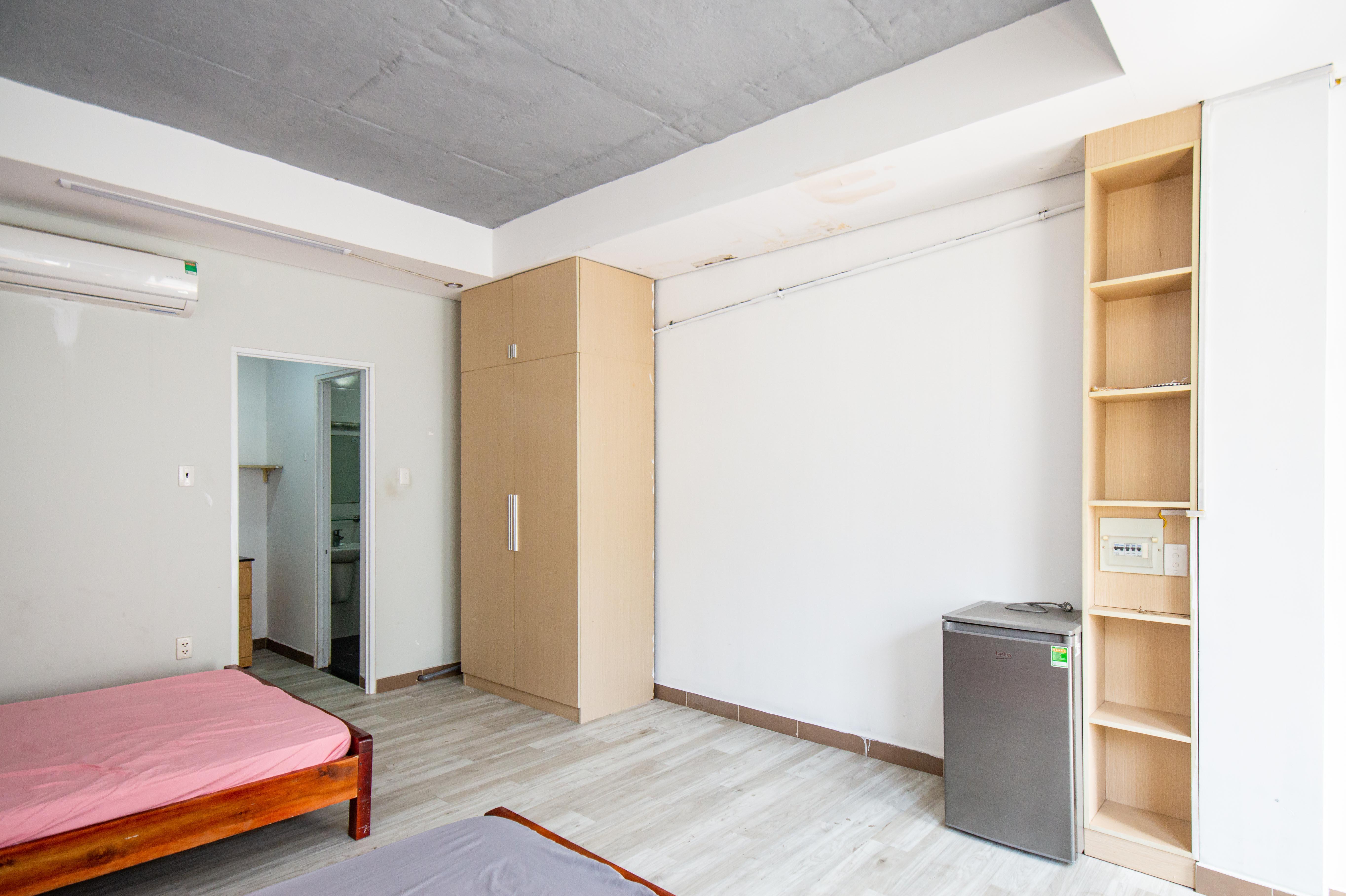 Cho Thuê Căn hộ 1 PN Lê Văn Sỹ Apartment - Nội Thất Trag Nhã -8