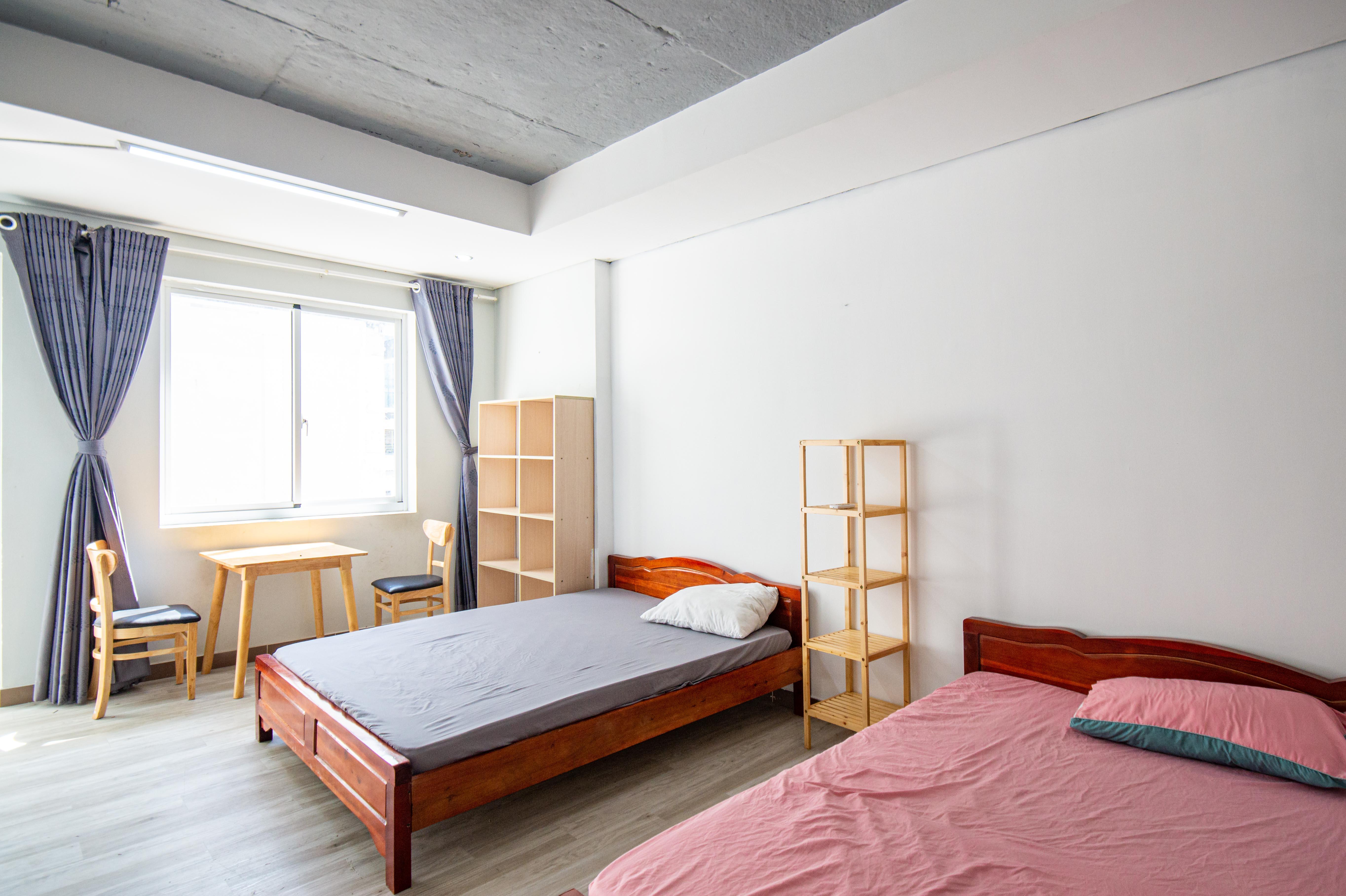 Cho Thuê Căn hộ 1 PN Lê Văn Sỹ Apartment - Nội Thất Trag Nhã -4