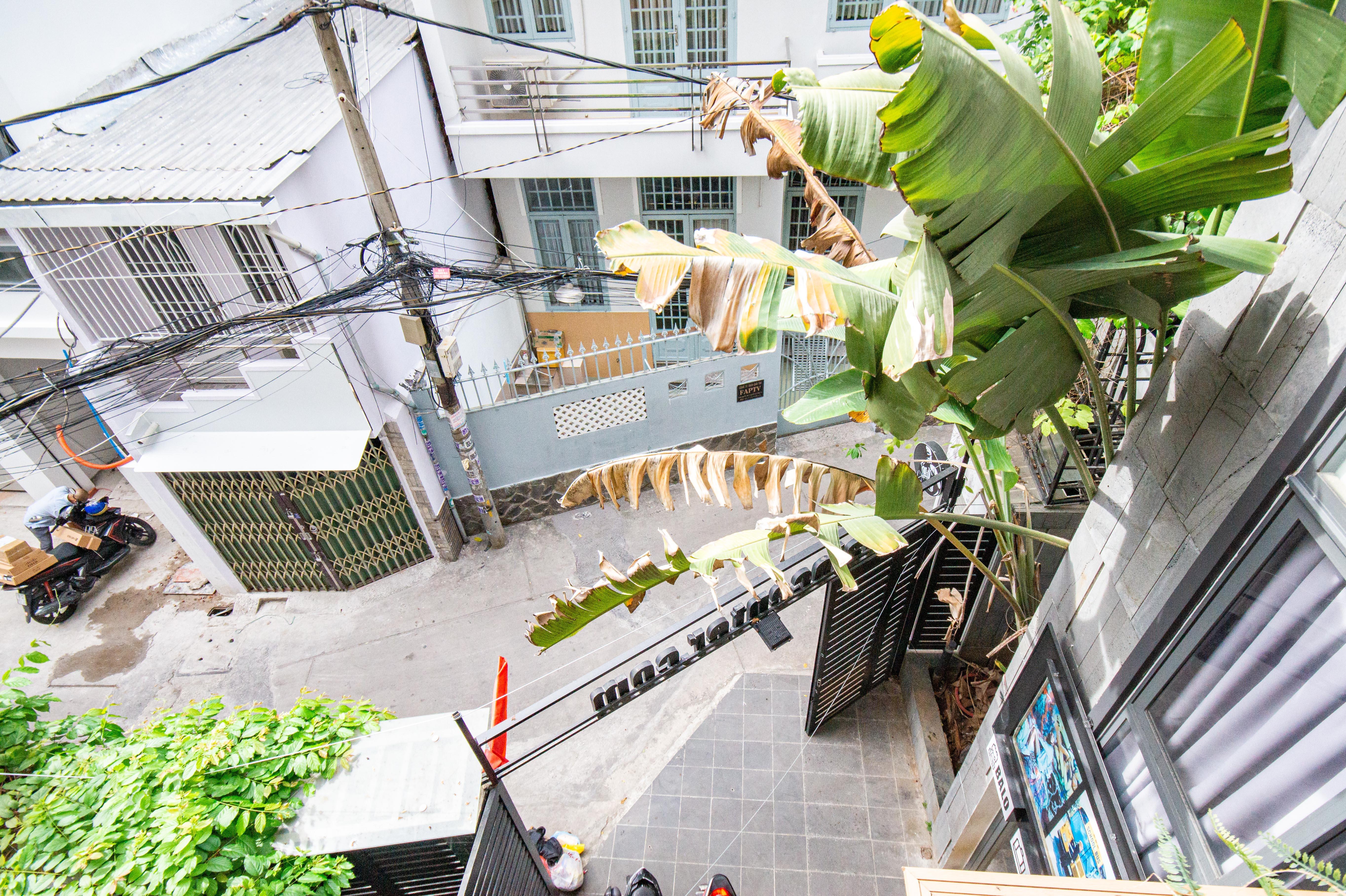 Cho Thuê Căn Hộ Dịch Vụ Nguyễn Trãi 1 PN - View Nội Khu Yên Tĩnh -12