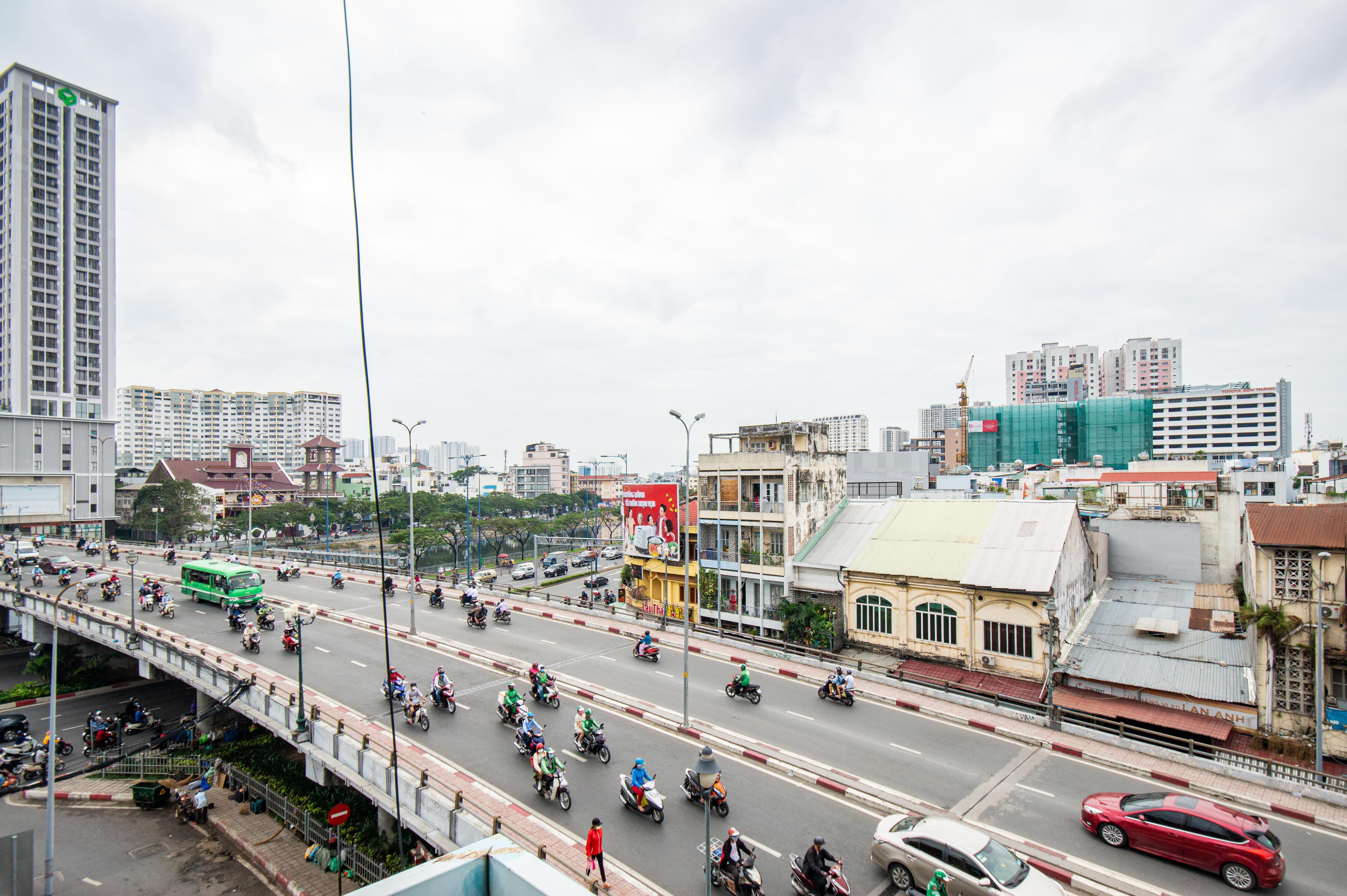 Cho Thuê Căn Hộ Dịch Vụ Nguyễn Thái Học 1 PN - Có Bồn Tắm -11
