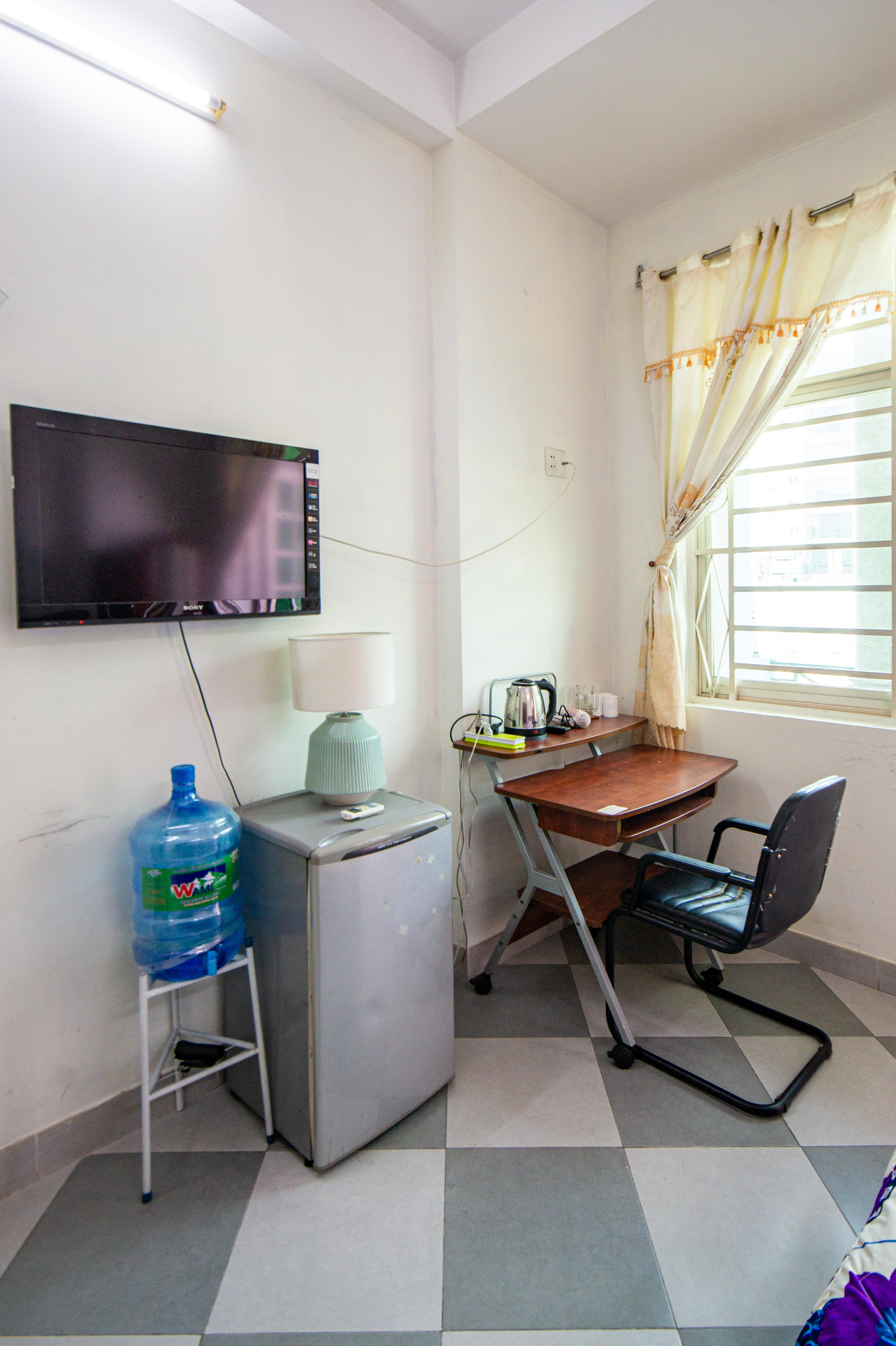 Cho Thuê Căn Hộ Dịch Vụ Thủ Khoa Huân 1 PN - Free Internet & Cáp -12