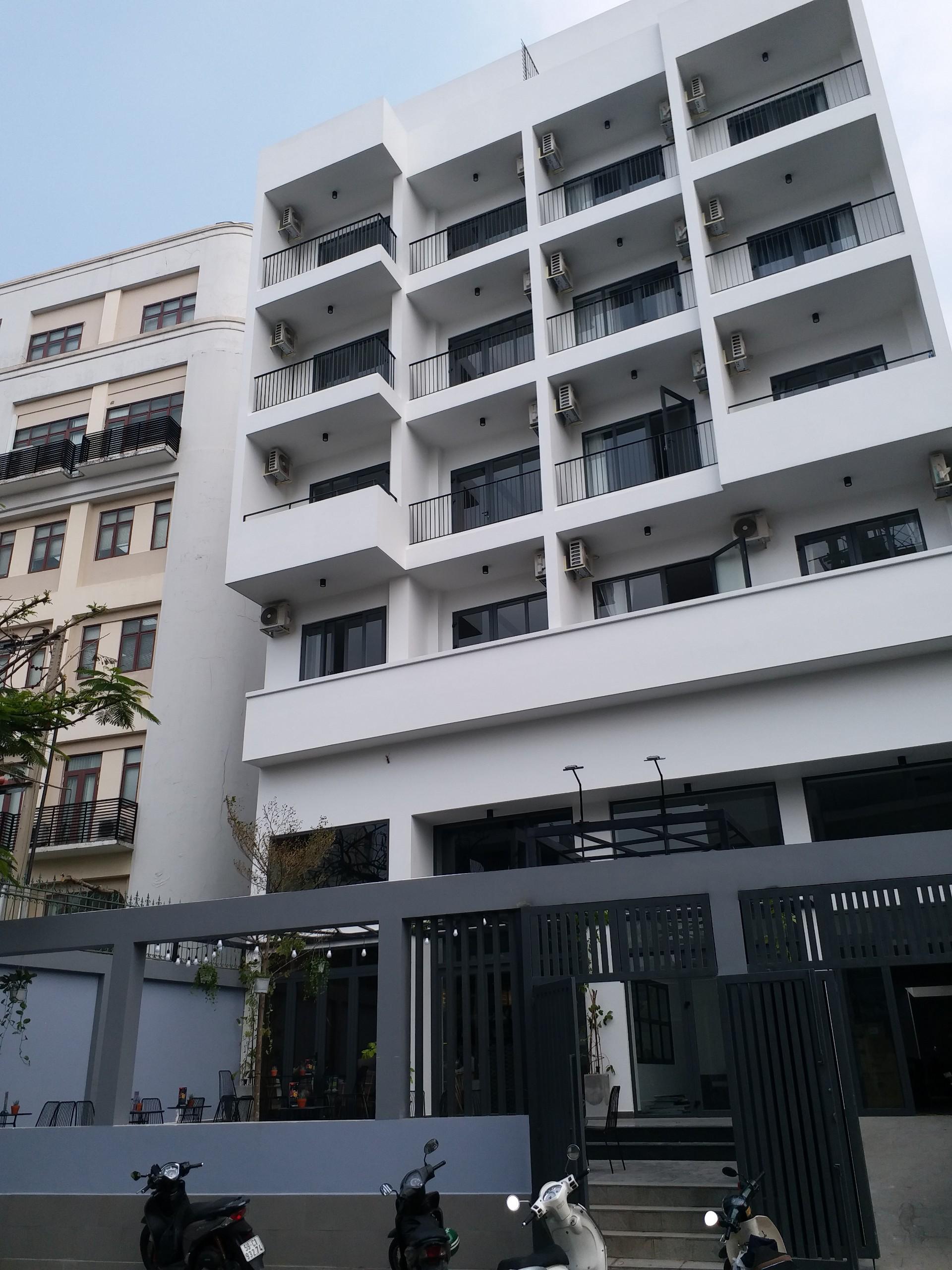 Cho Thuê Căn Hộ Dịch Vụ 1 PN Quoc Huong - Phòng Ngủ Đón Nắng -5