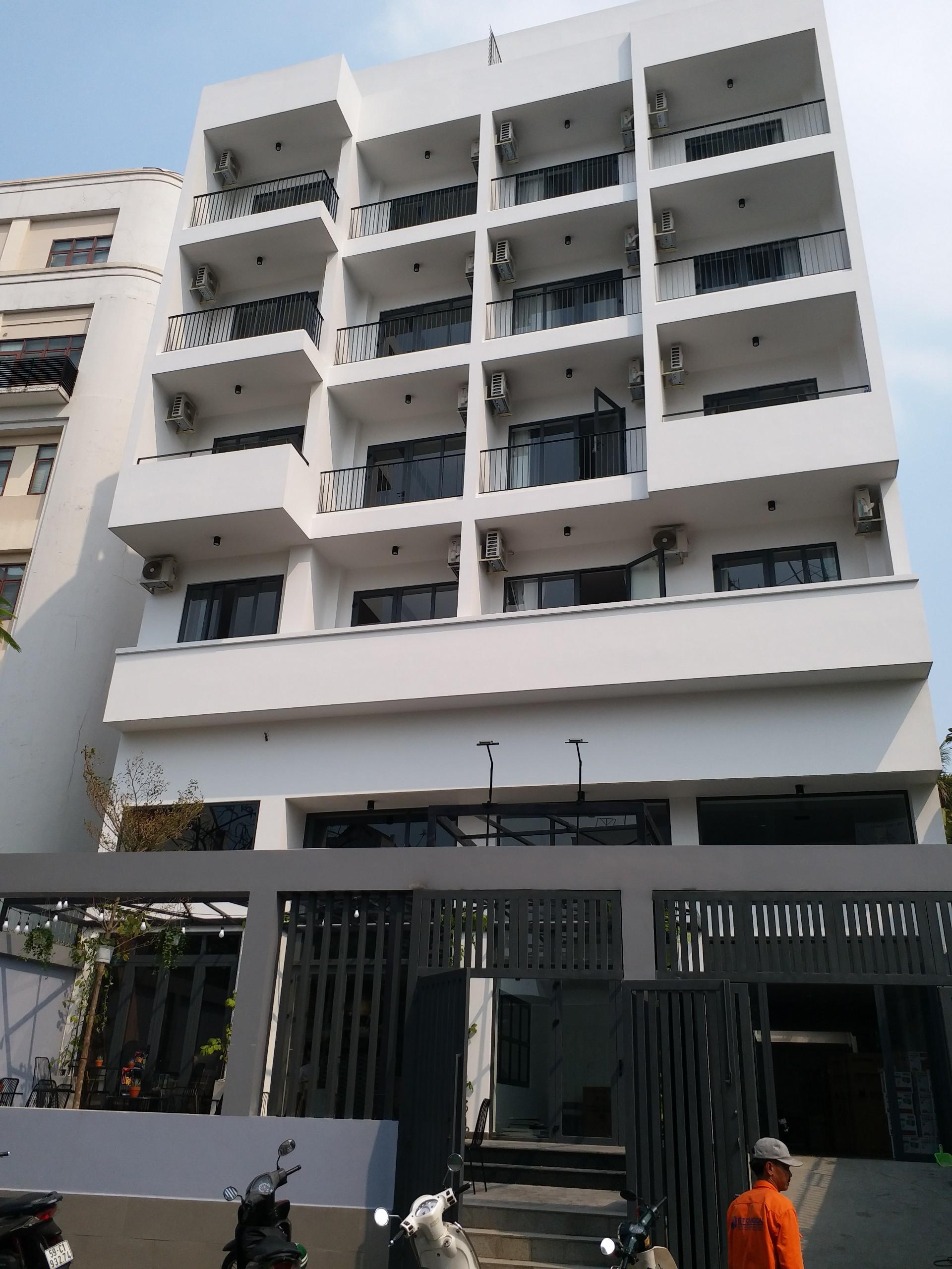 Cho Thuê Căn Hộ Dịch Vụ 1 PN Quoc Huong - Phòng Ngủ Đón Nắng -4