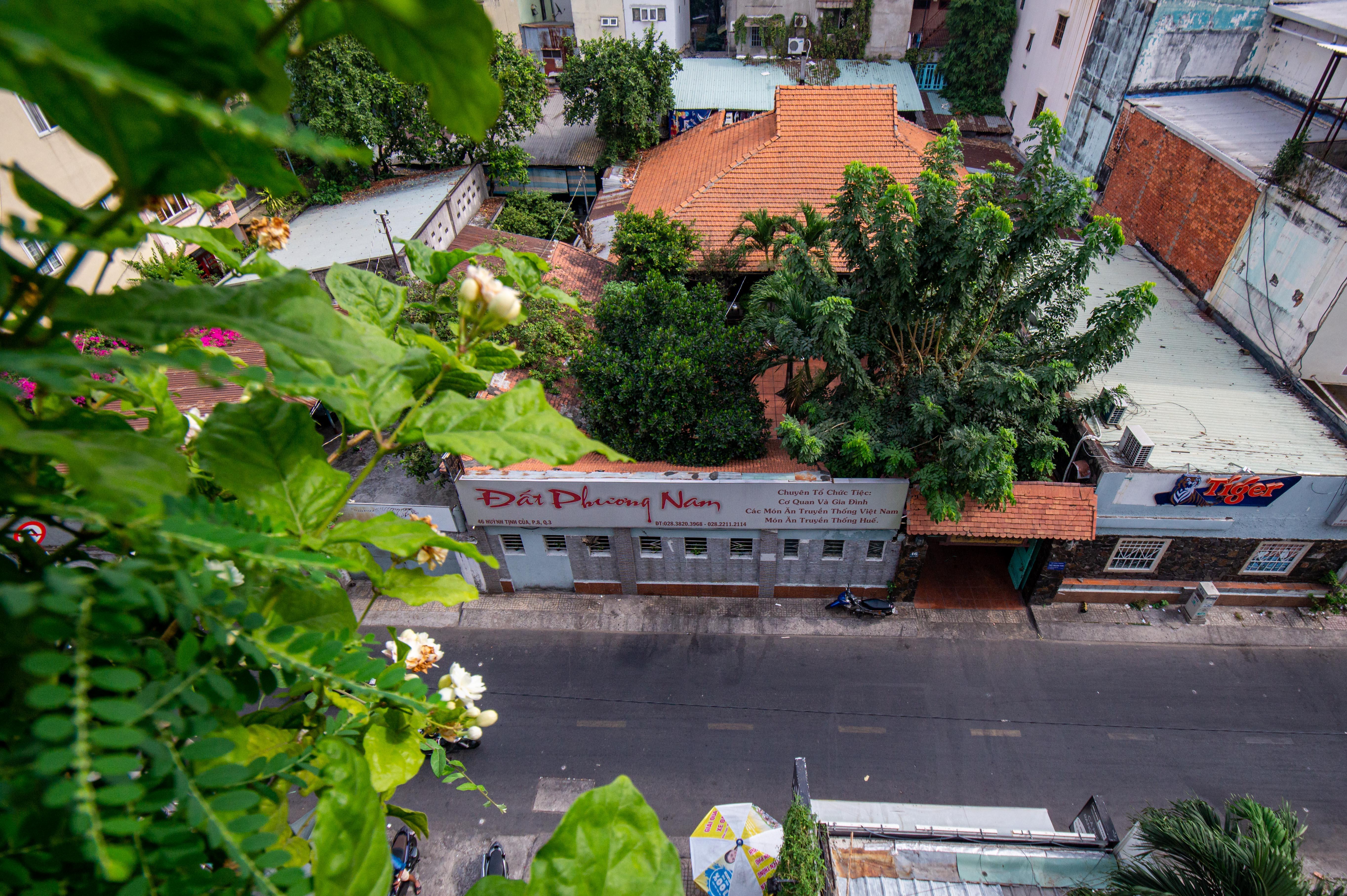 Cho Thuê Căn Hộ Dịch Vụ Huỳnh Tịnh Của 1 PN - Có Bồn Tắm -9