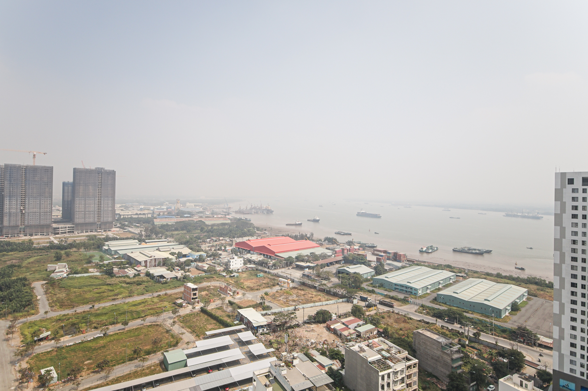 Cho Thuê Căn hộ 2 PN An Gia - River Panorama - Tầng Cao View Thoáng -5
