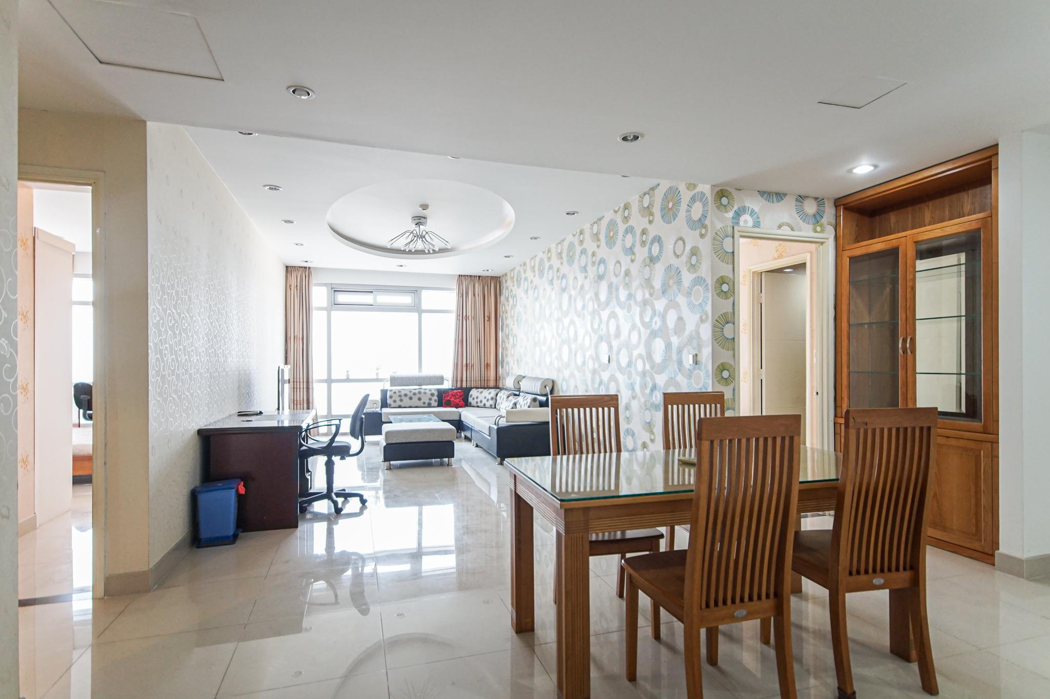 Cho Thuê Căn hộ 2 PN PetroLand Tower - Ngay Trung Tâm Phú Mỹ Hưng -0