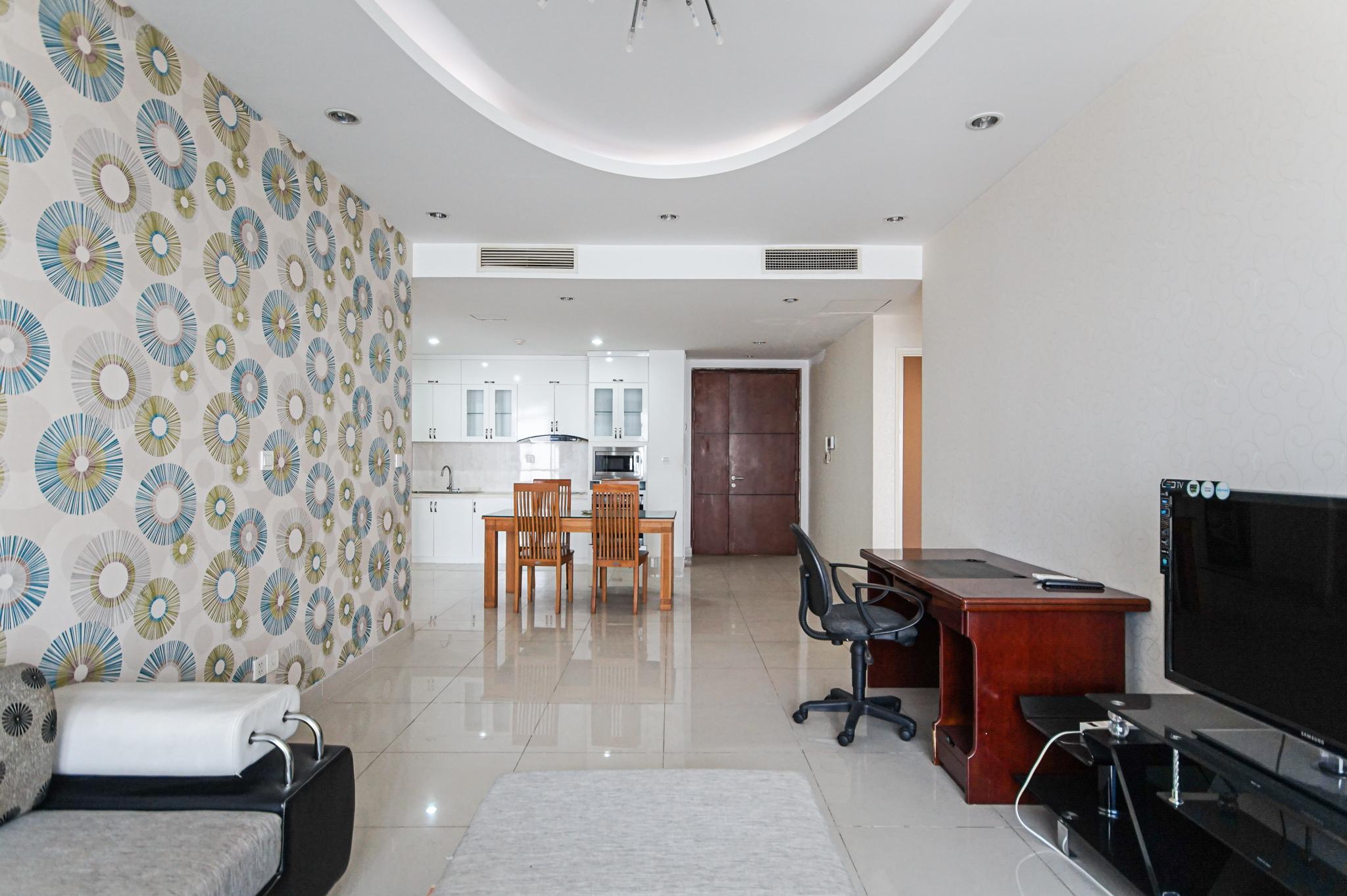 Cho Thuê Căn hộ 2 PN PetroLand Tower - Ngay Trung Tâm Phú Mỹ Hưng -9