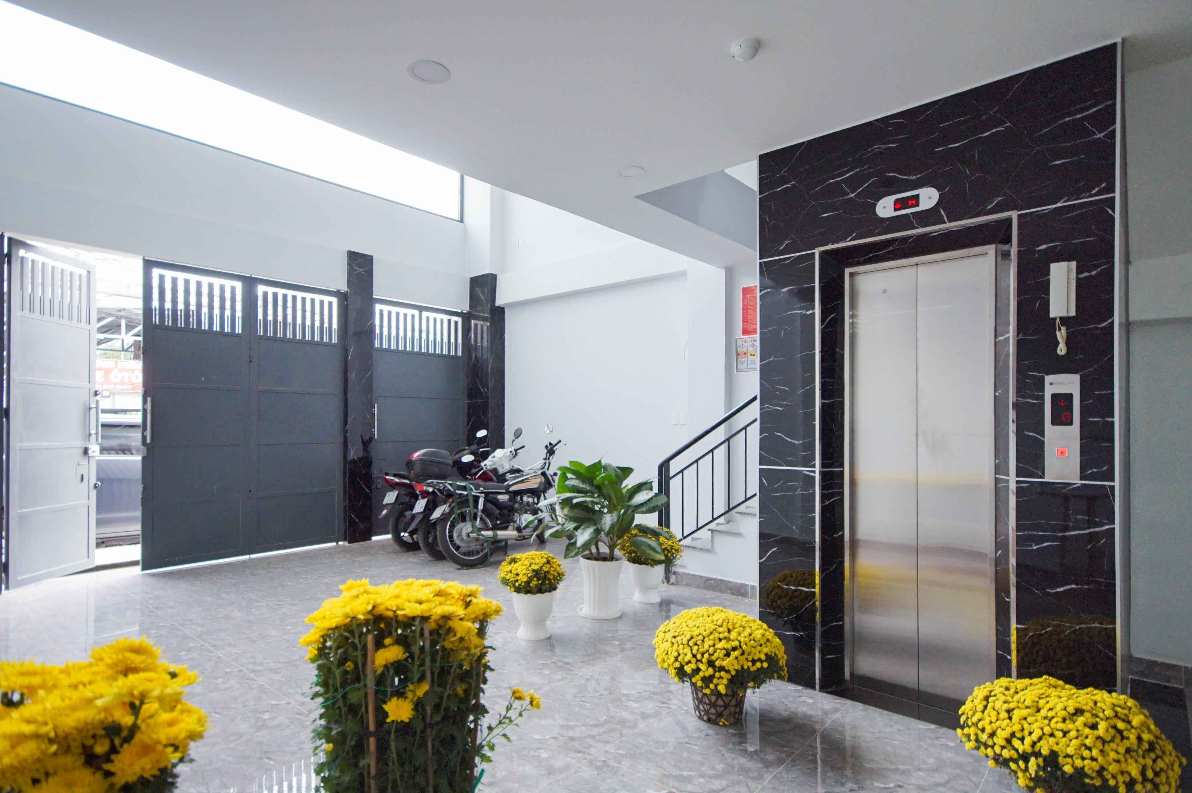 Cho Thuê Căn hộ Dịch Vụ 1 PN Điện Biên Phủ -Tầng Cao View Thoáng -7