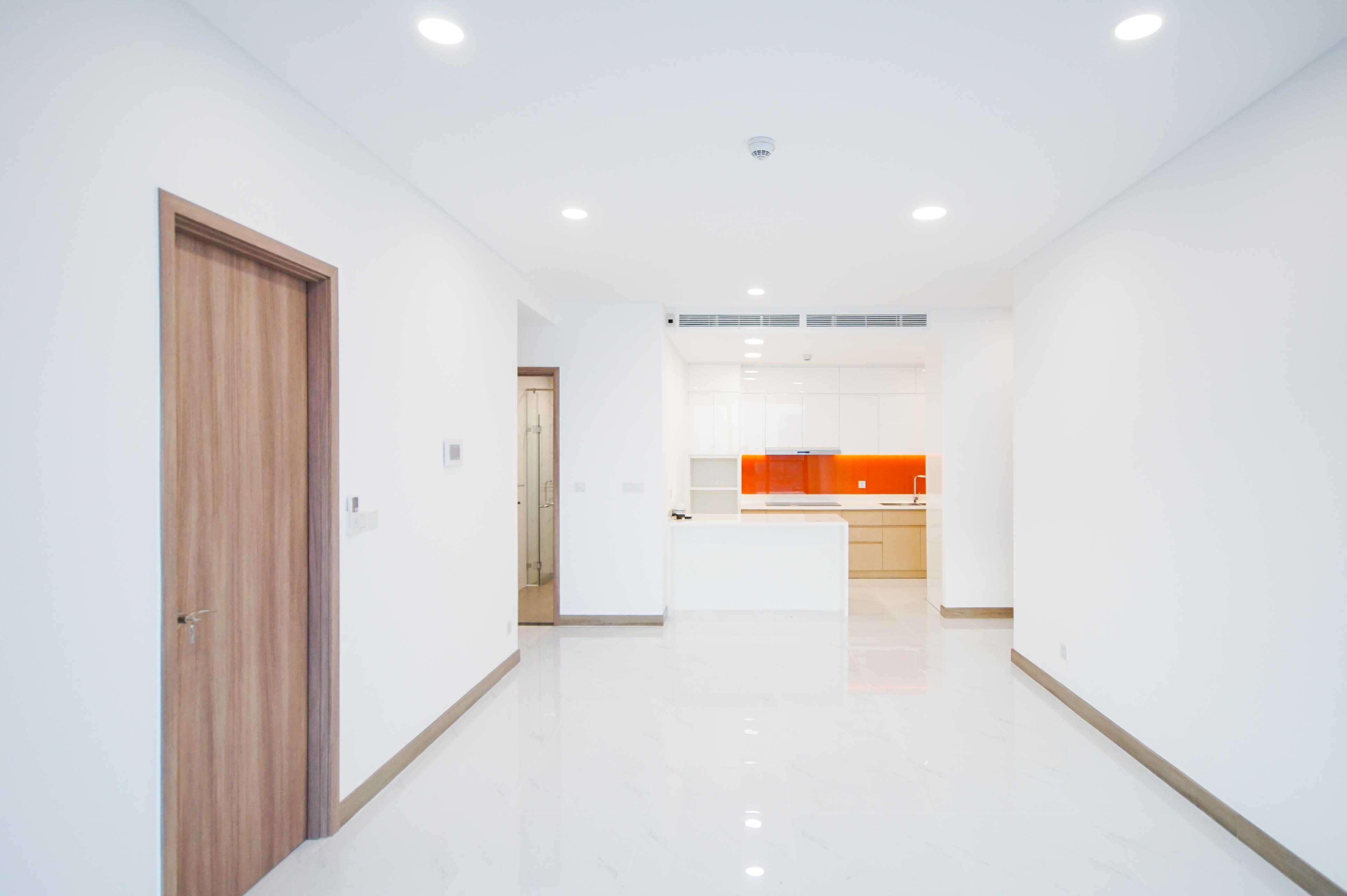 Cho Thuê Căn hộ 2 PN Sunwah Pearl - Phòng Ngủ & View Sông Siêu Đẹp -3