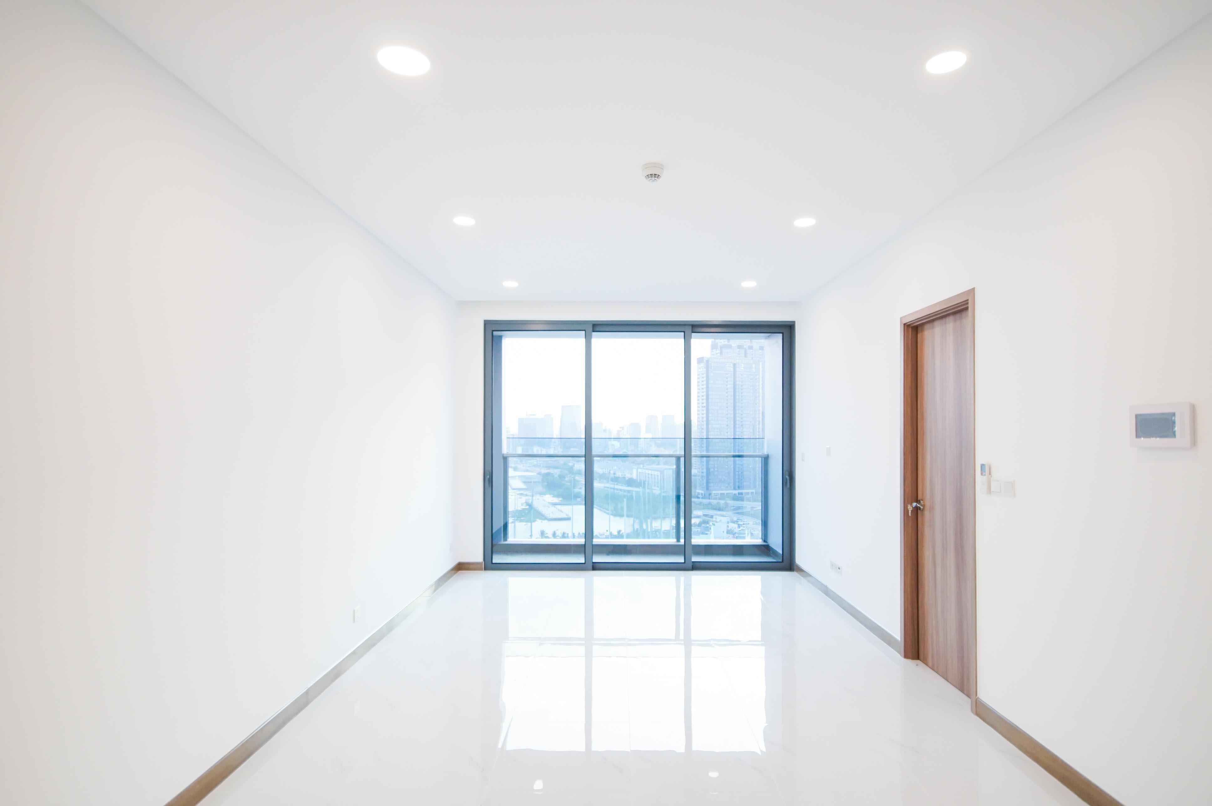 Cho Thuê Căn hộ 2 PN Sunwah Pearl - Phòng Ngủ & View Sông Siêu Đẹp -4