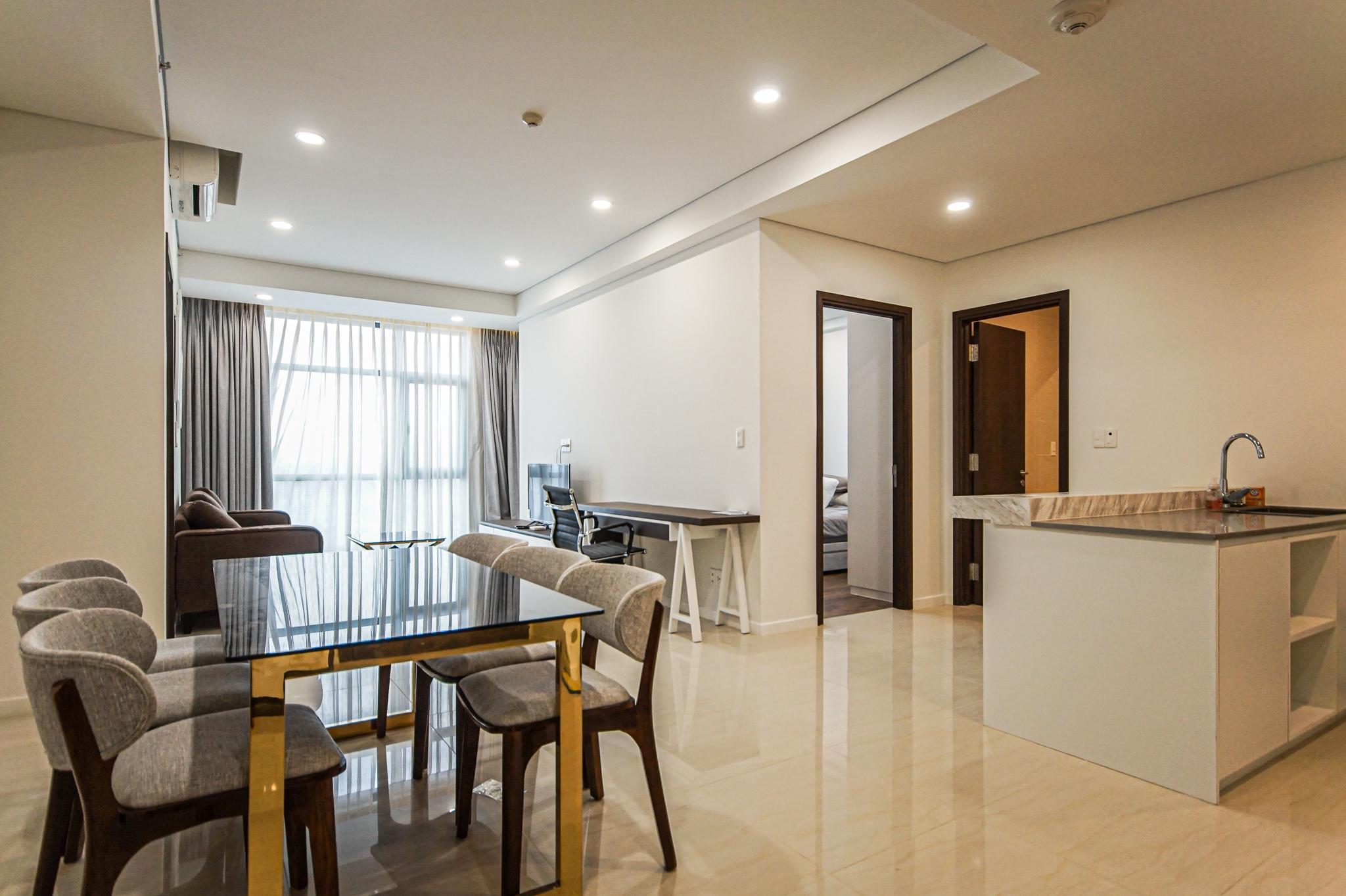 Cho Thuê Căn hộ 2 PN Richlane Residence - Nội Thất Tinh Tế -4