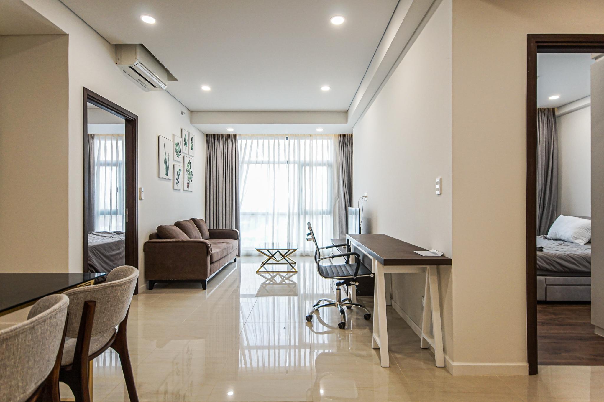 Cho Thuê Căn hộ 2 PN Richlane Residence - Nội Thất Tinh Tế -6