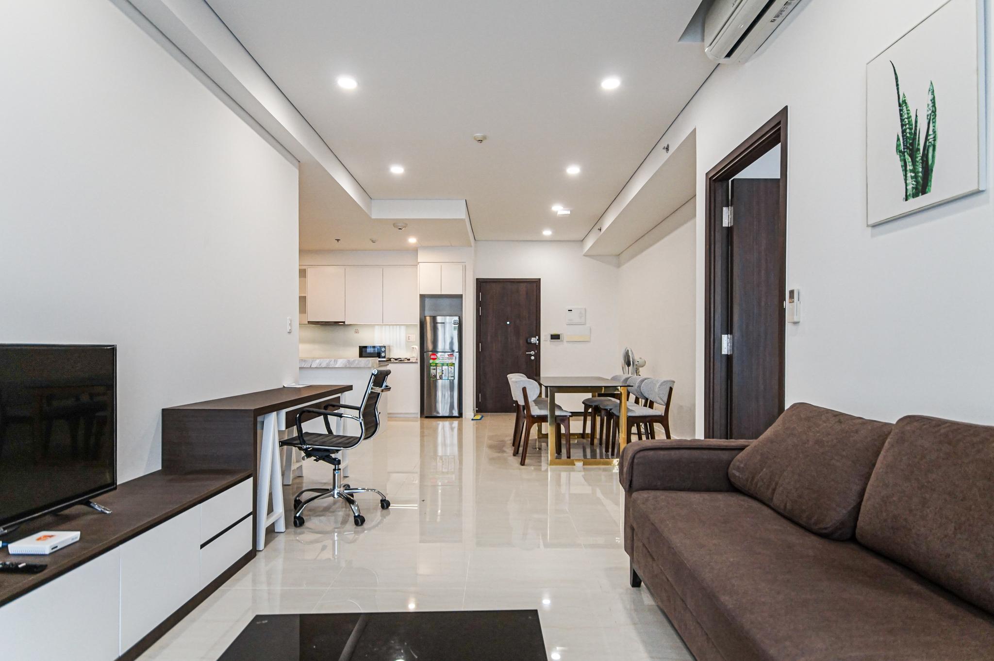 Cho Thuê Căn hộ 2 PN Richlane Residence - Nội Thất Tinh Tế -5
