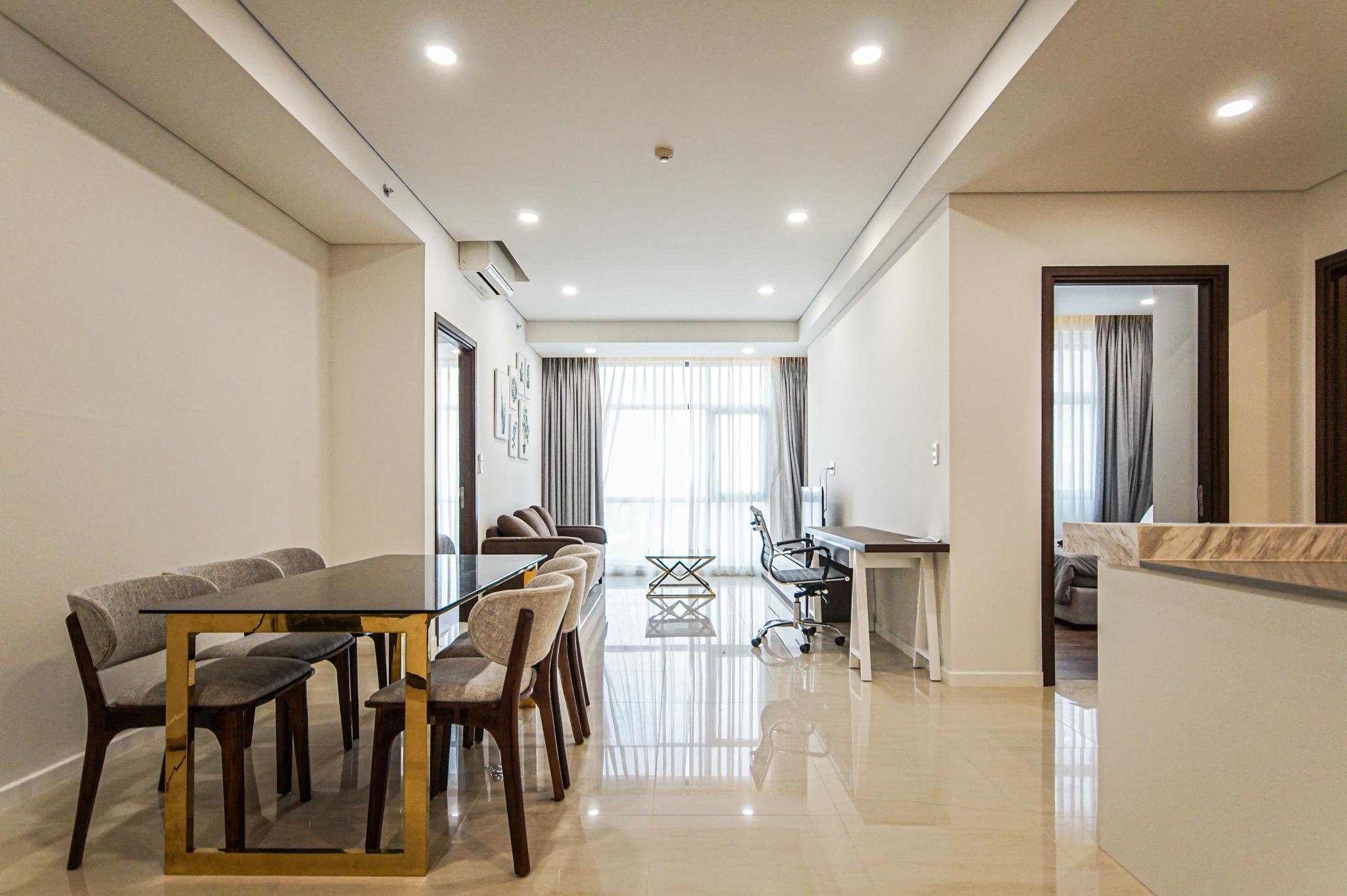 Cho Thuê Căn hộ 2 PN Richlane Residence - Nội Thất Tinh Tế -0