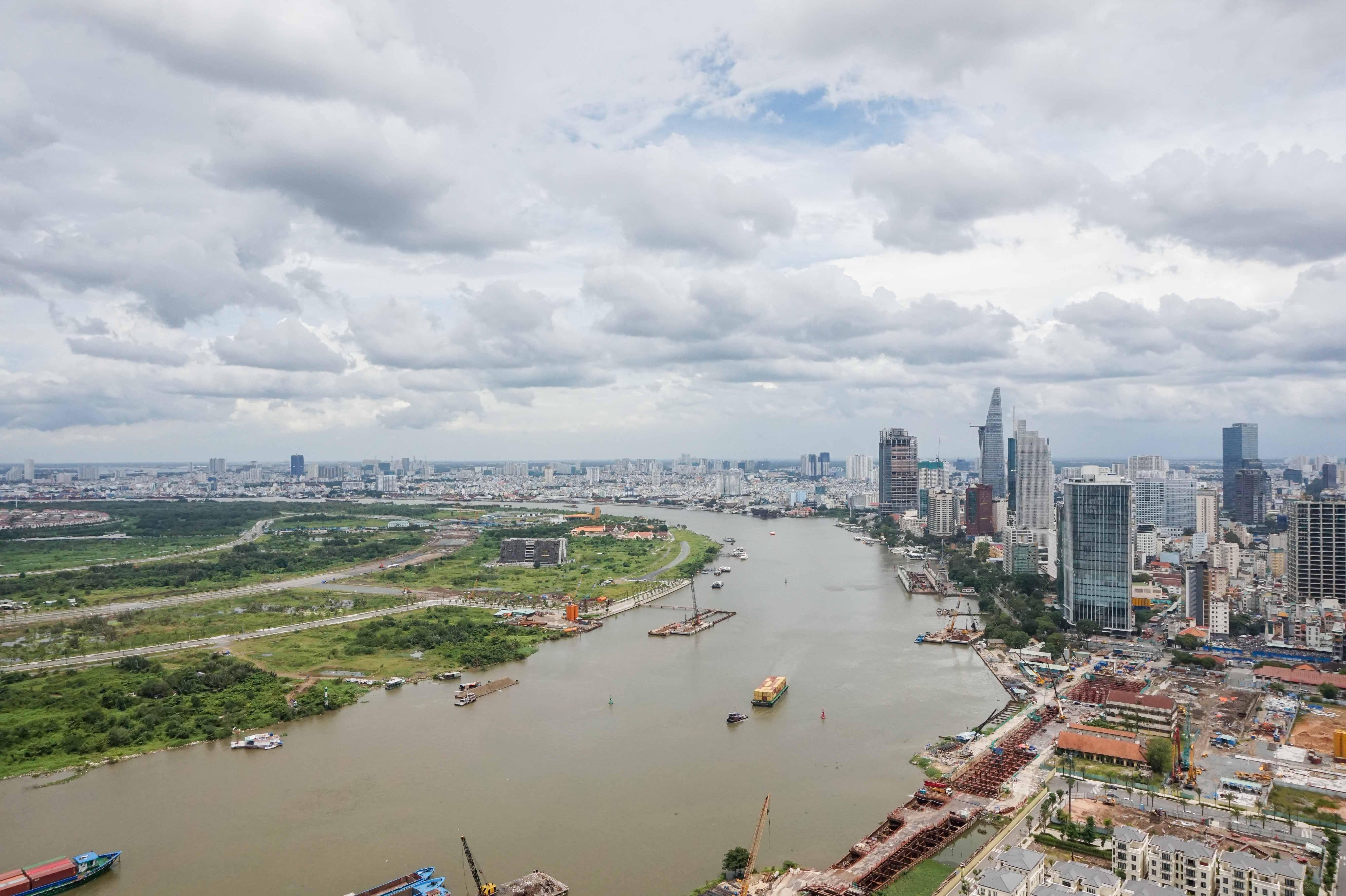Căn hộ 1 PN Vinhomes Golden River - Nội Thất Cơ Bản & Trang Nhã-9
