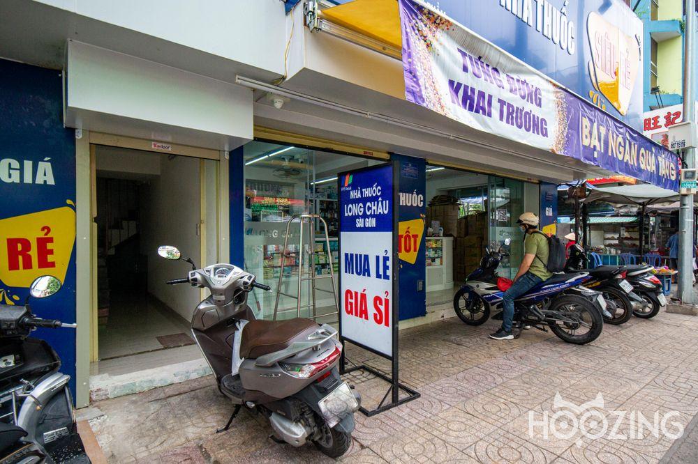 Cho Thuê Nhà Mặt Tiền Đường Nguyễn Thiện Thuật Quận 3
