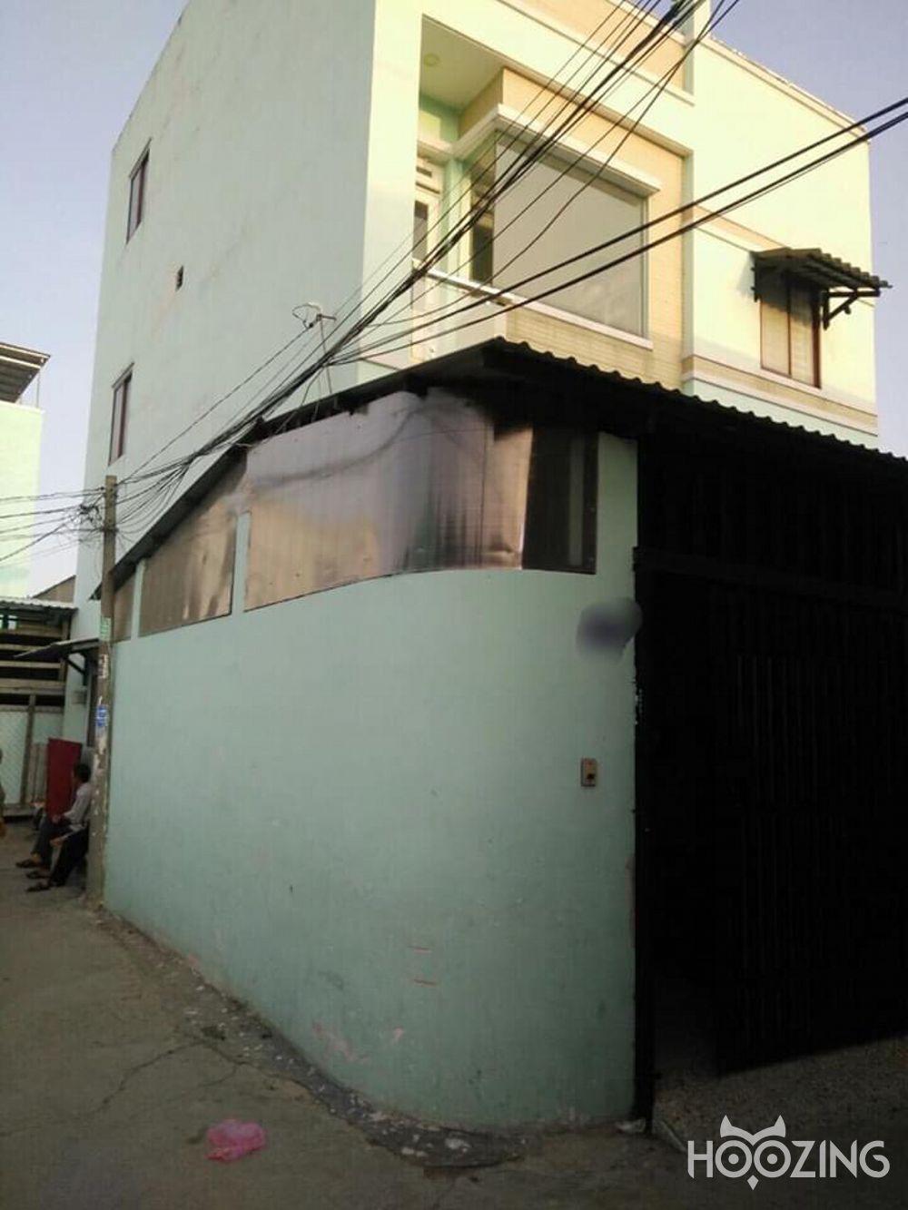 Bán Nhà Hẻm Xe Hơi Đường Khuất Văn Bức Huyện Bình Chánh