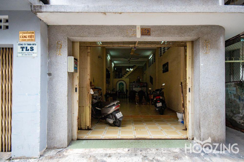 Cho Thuê Nhà Hẻm Xe Hơi Đường Cống Quỳnh Quận 1