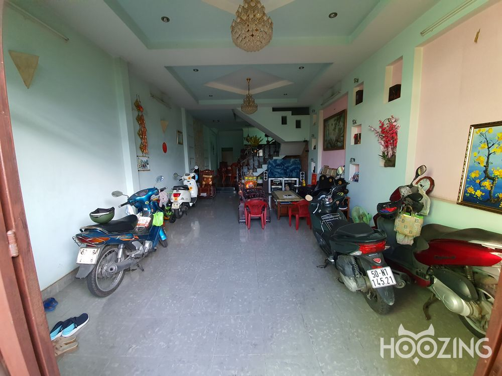 Townhouse For Rent On 57A Street Binh Tan District