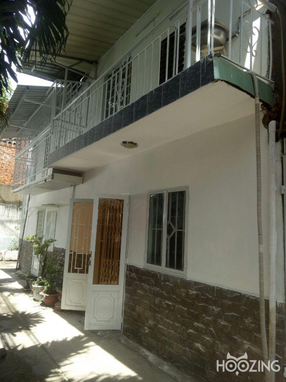 Bán Nhà Hẻm Đường Phan Văn Năm Quận Tân Phú