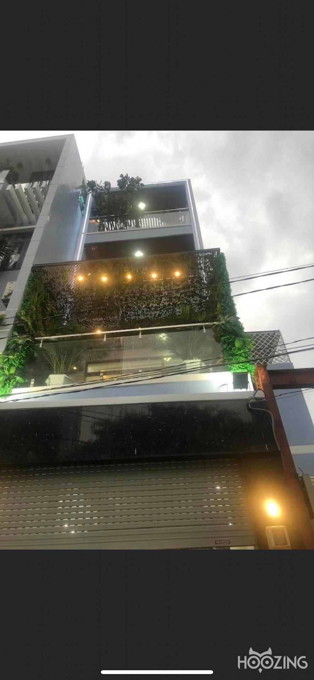 Bán Nhà Hẻm Xe Hơi Đường Huỳnh Tấn Phát Quận 7