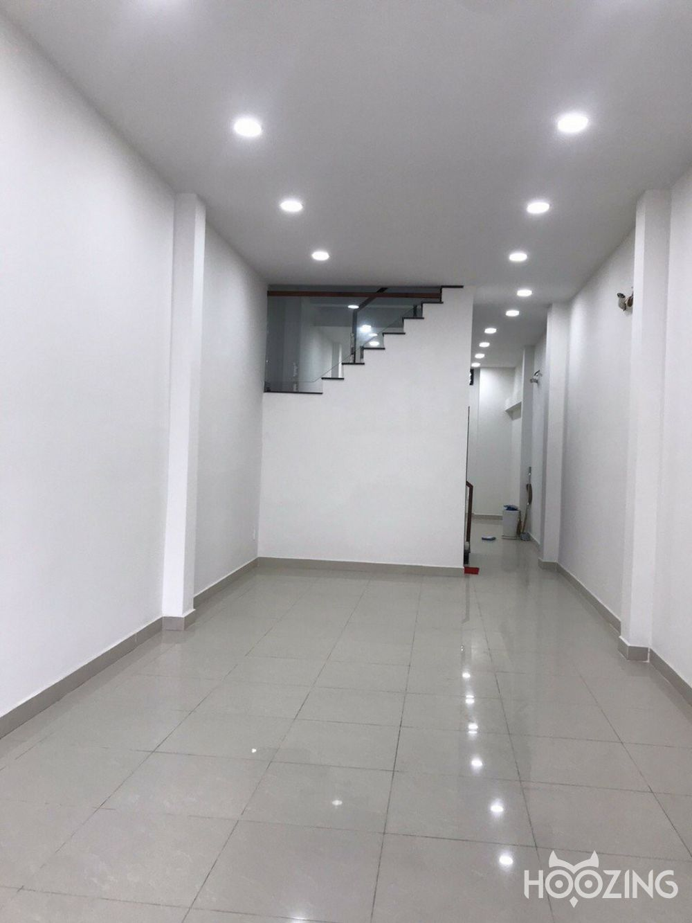 Townhouse For Rent On Nguyen Dinh Chieu Street District 3