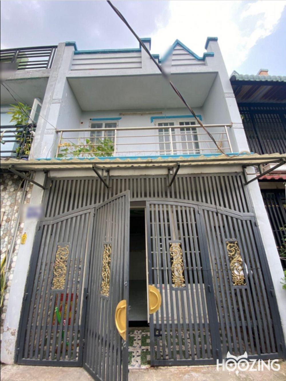 Bán Nhà Hẻm Xã Vĩnh Lộc B Huyện Bình Chánh