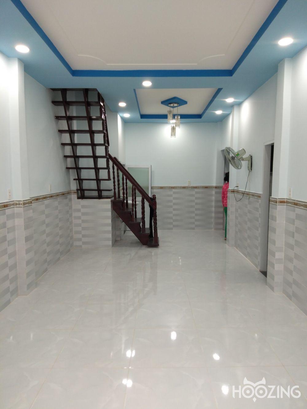 Bán nhà hẻm đường số 2 quận Gò Vấp